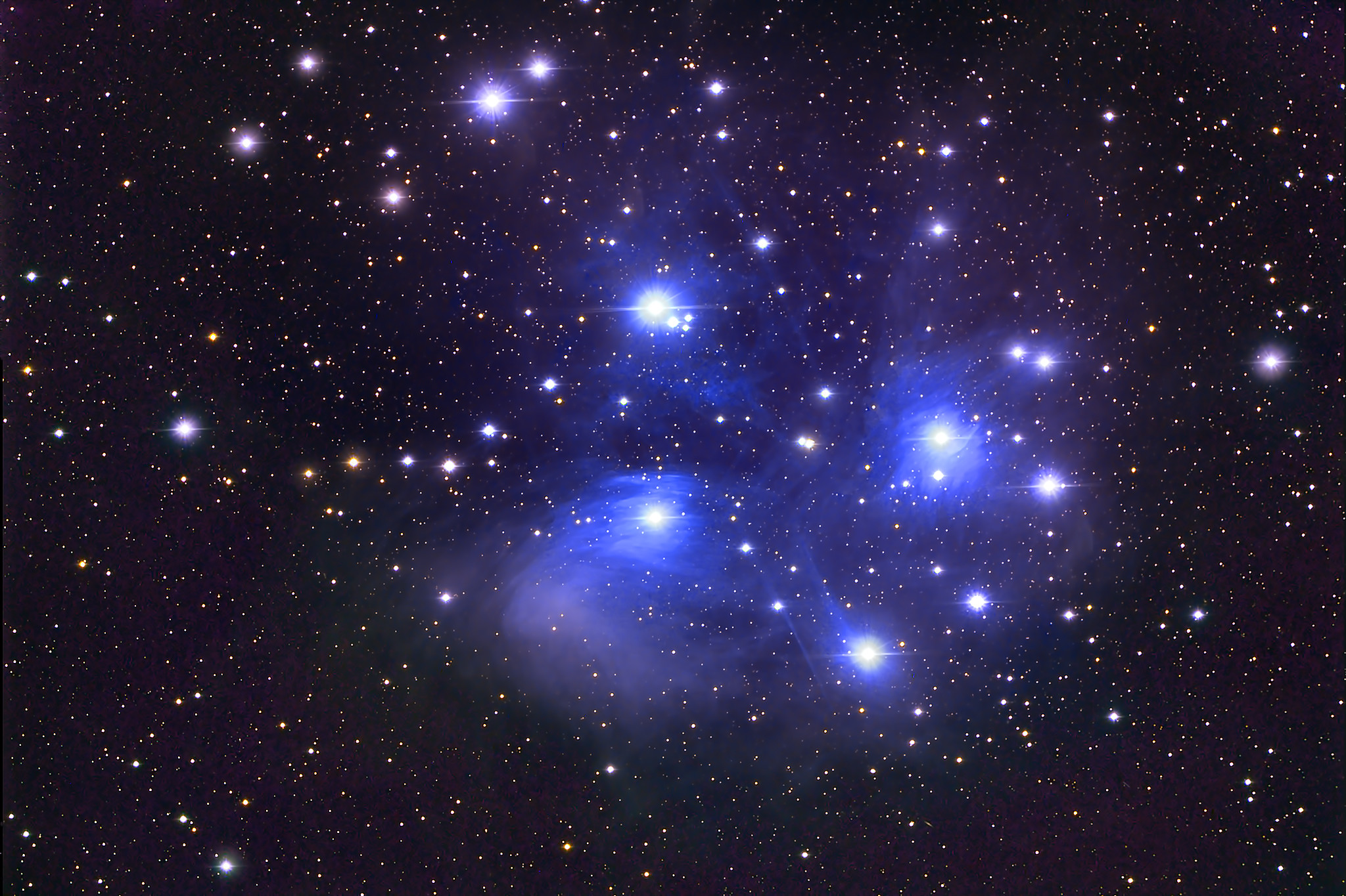 Res: 2048x1365, Sci Fi - Star Cluster Stars Space Sci Fi Constellations Galaxy Wallpaper