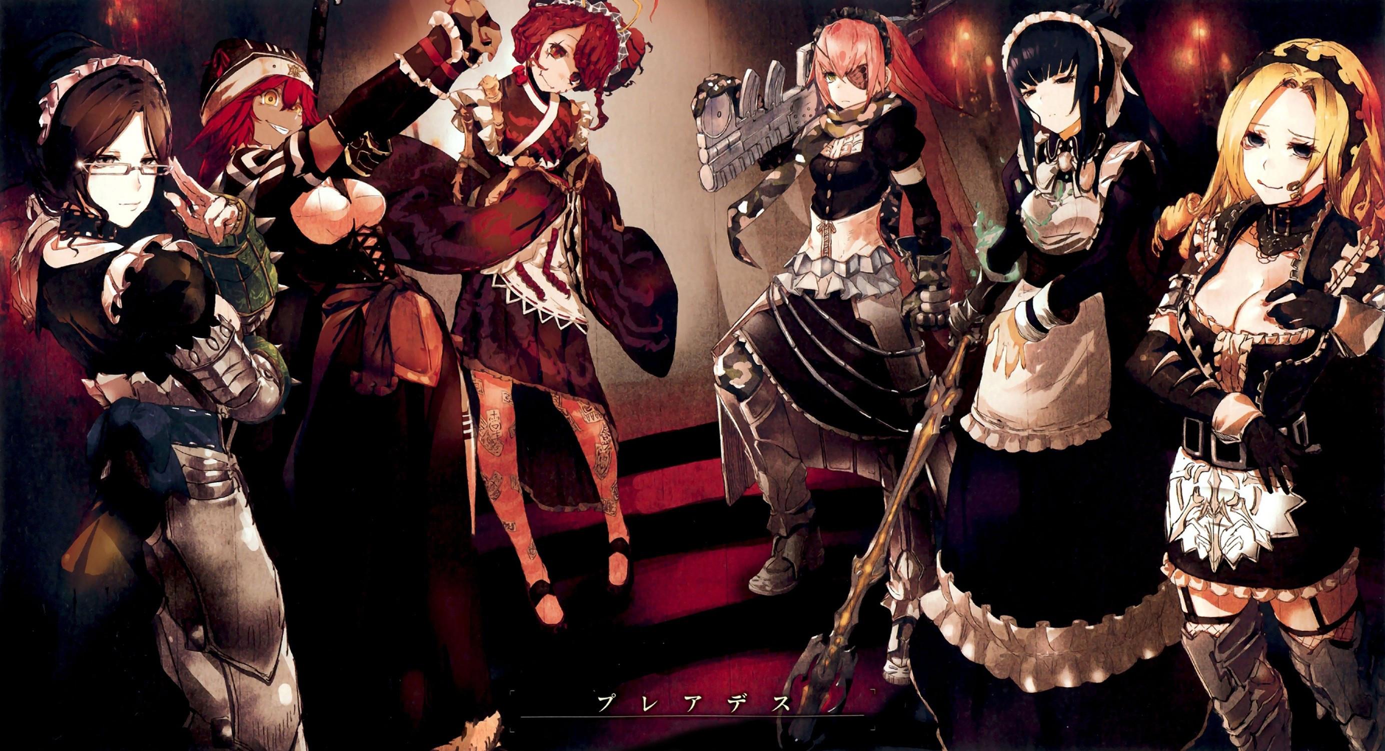 Res: 2769x1502, Anime - Overlord Entoma Vasilissa Zeta CZ2128 Delta Narberal Gamma Yuri  Alpha Lupusregina Beta Pleiades (