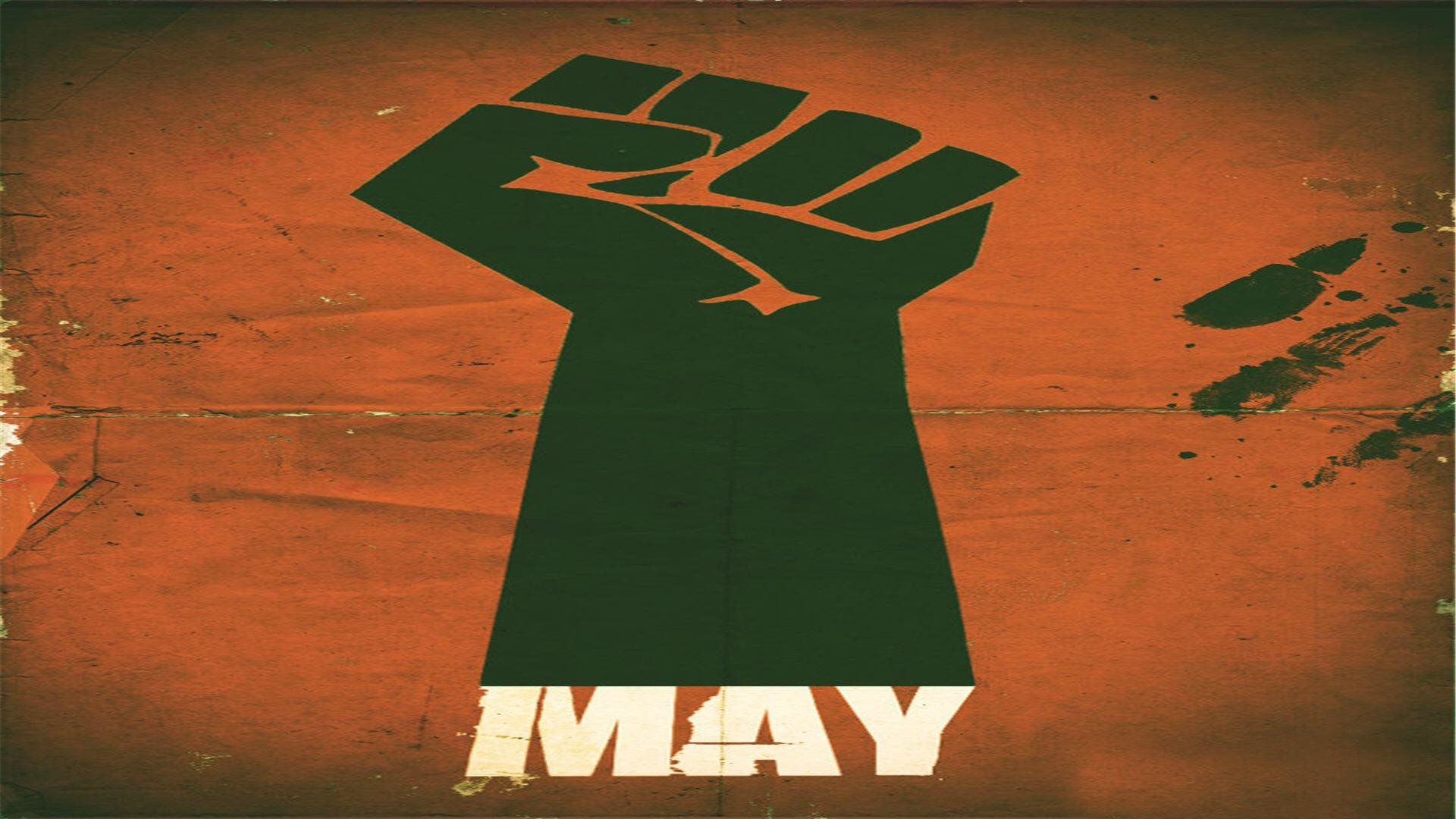 Res: 1920x1080, 1st May Labor Day HD Wallpaper