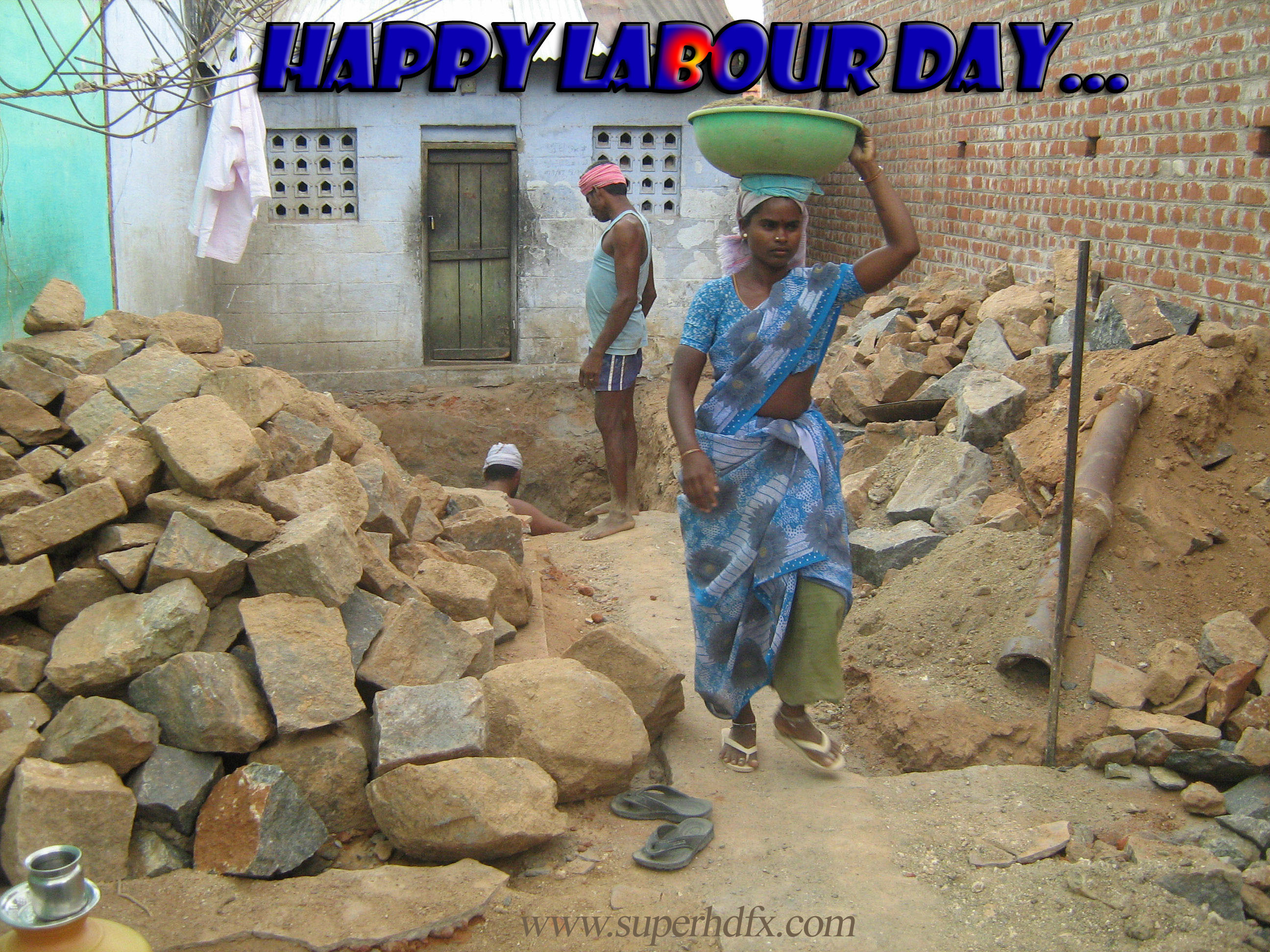 Res: 2592x1944, Labour day Special Wallpapers