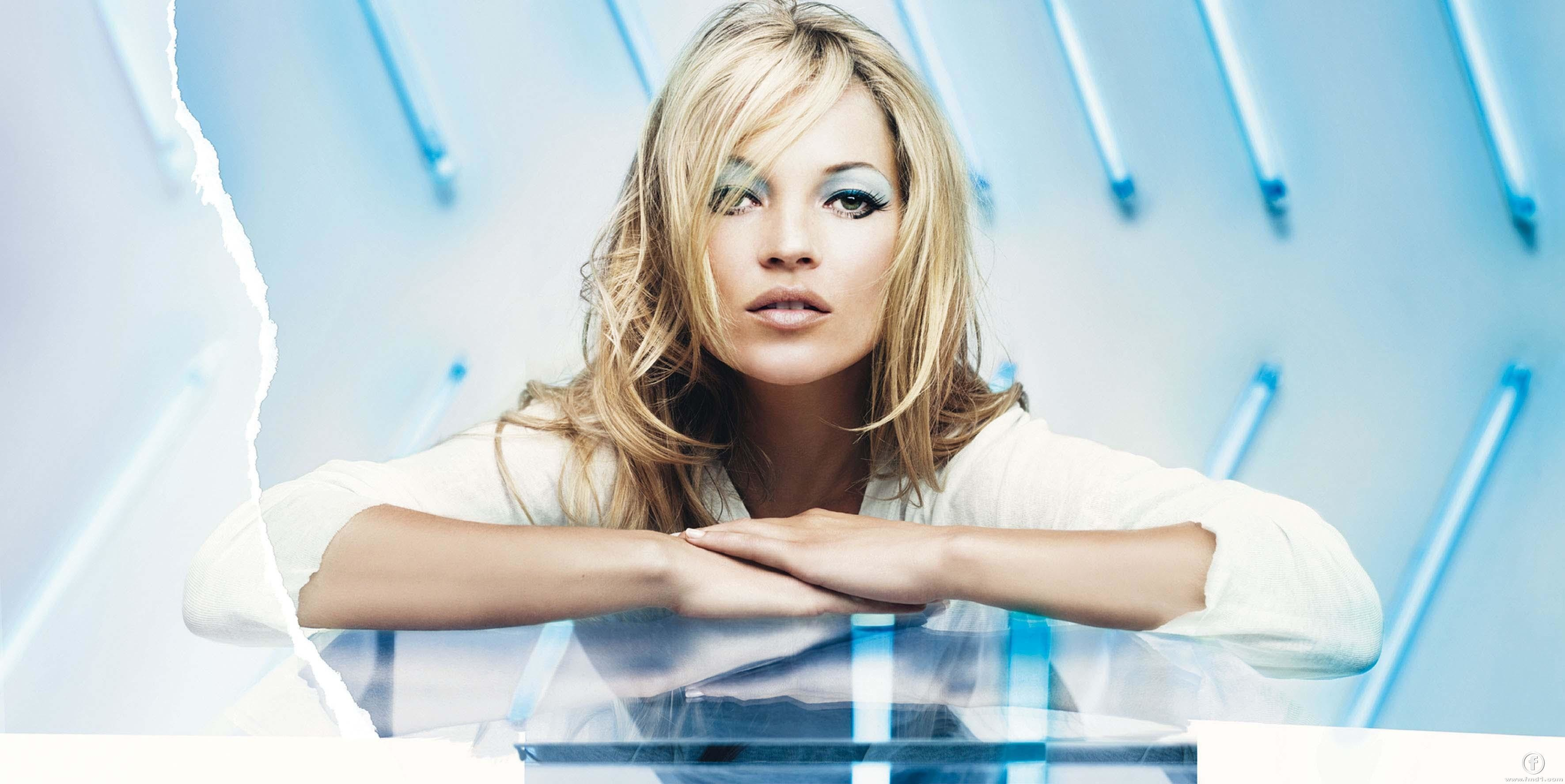 Res: 3543x1775, Kate Moss Wallpapers