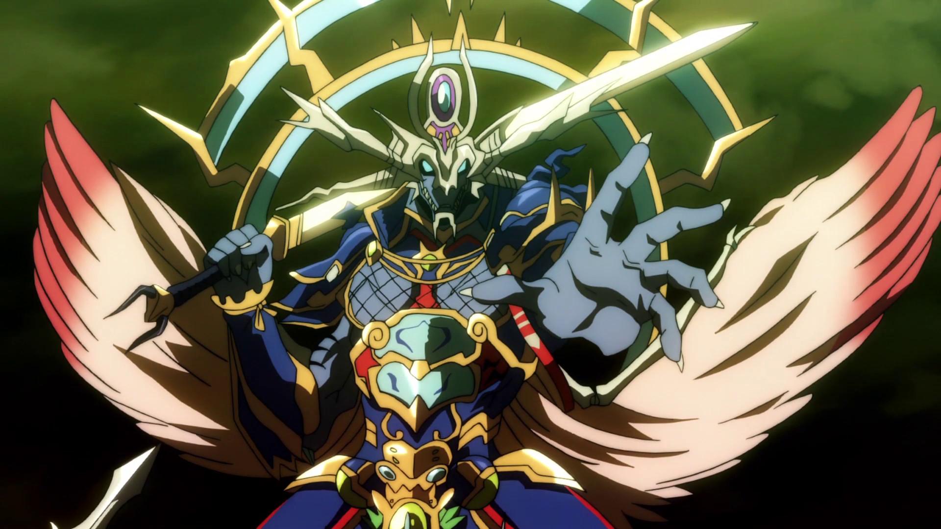 "Res: 1920x1080, Evil-eye Hades Emperor, Shiranui ""Mukuro"" (Anime-NX-NC-12).png"