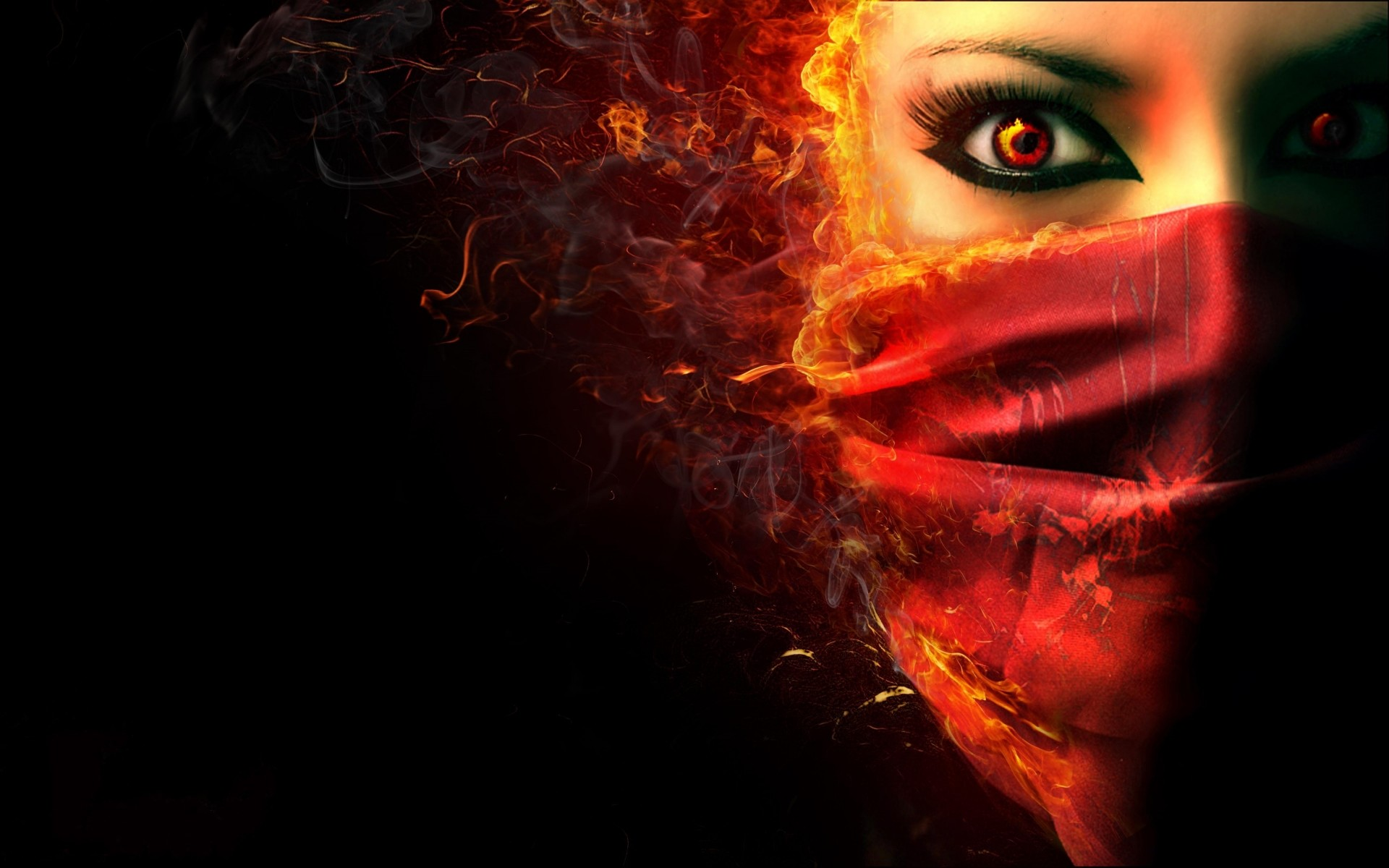 Res: 1920x1200, Awesome Evil Demon HD Wallpaper Pack 766 › Free Download
