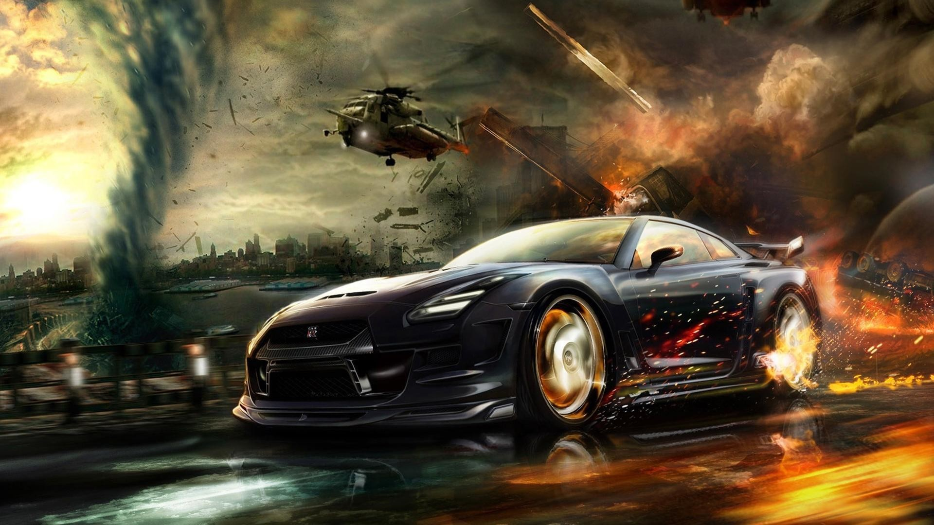 Res: 1920x1080, Street Racing Wallpapers - Viewing Gallery