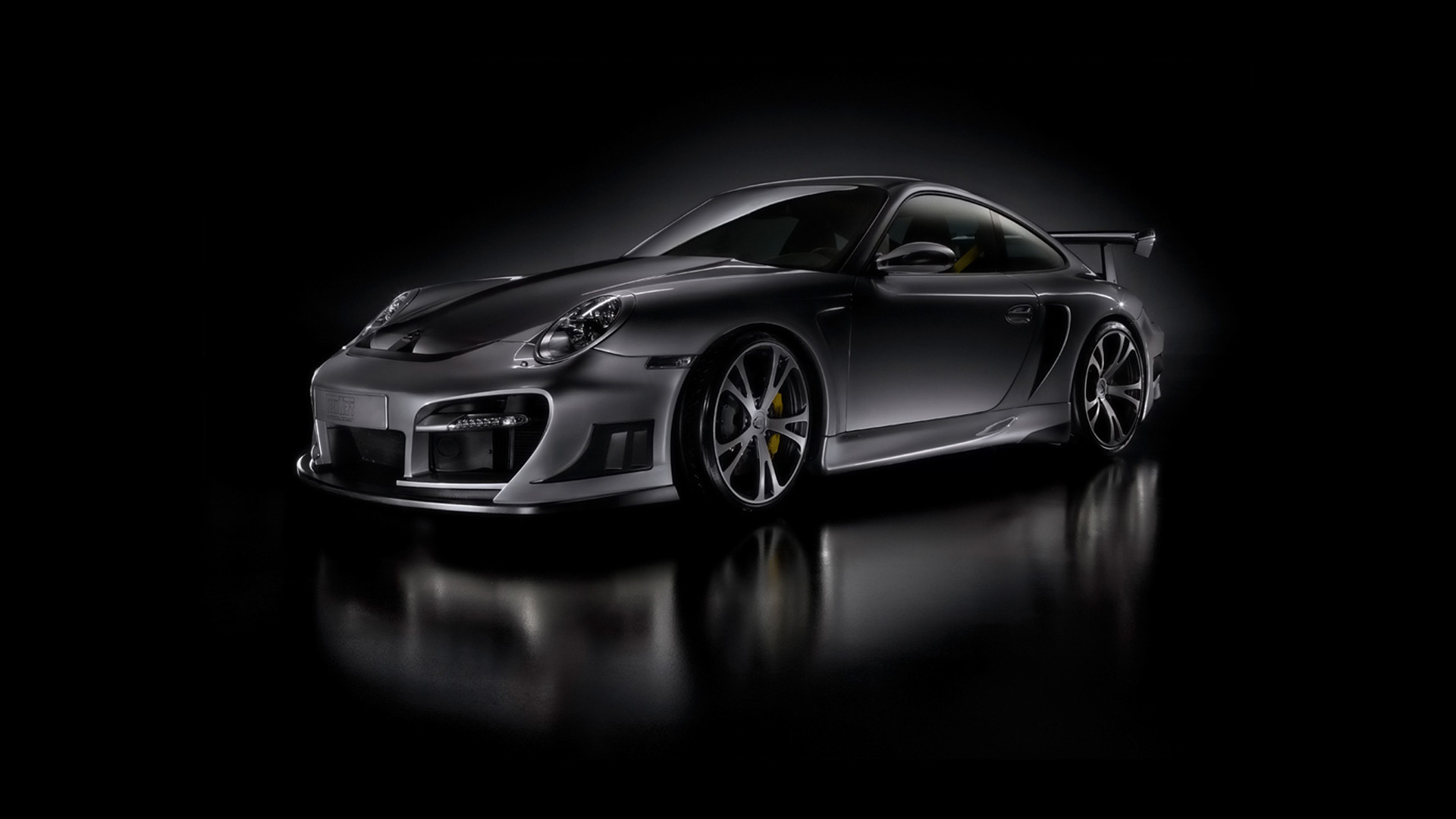 Res: 1920x1080, Dark Porsche GT Street Racing HDTV 1080p