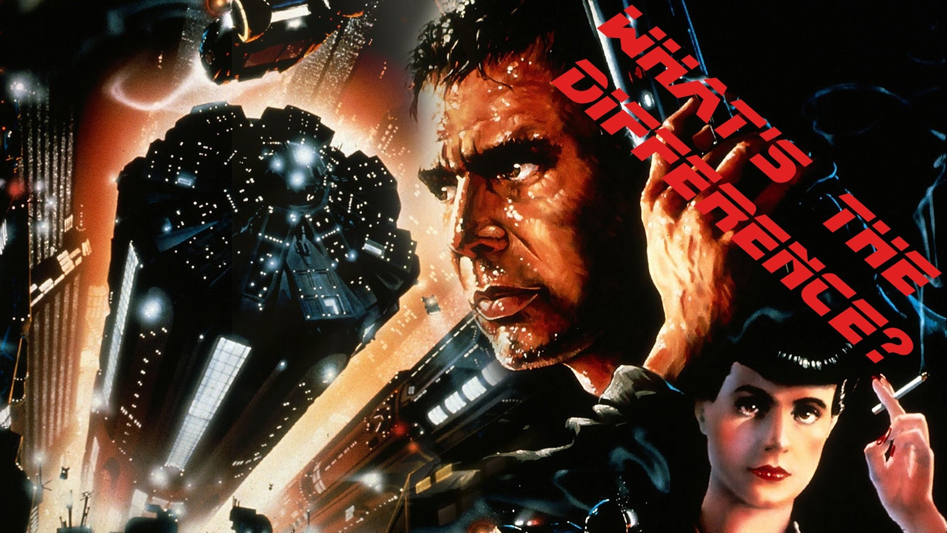 Res: 1920x1080, What's the Difference: Blade Runner vs Do Androids Dream of Electric Sheep  - YouTube
