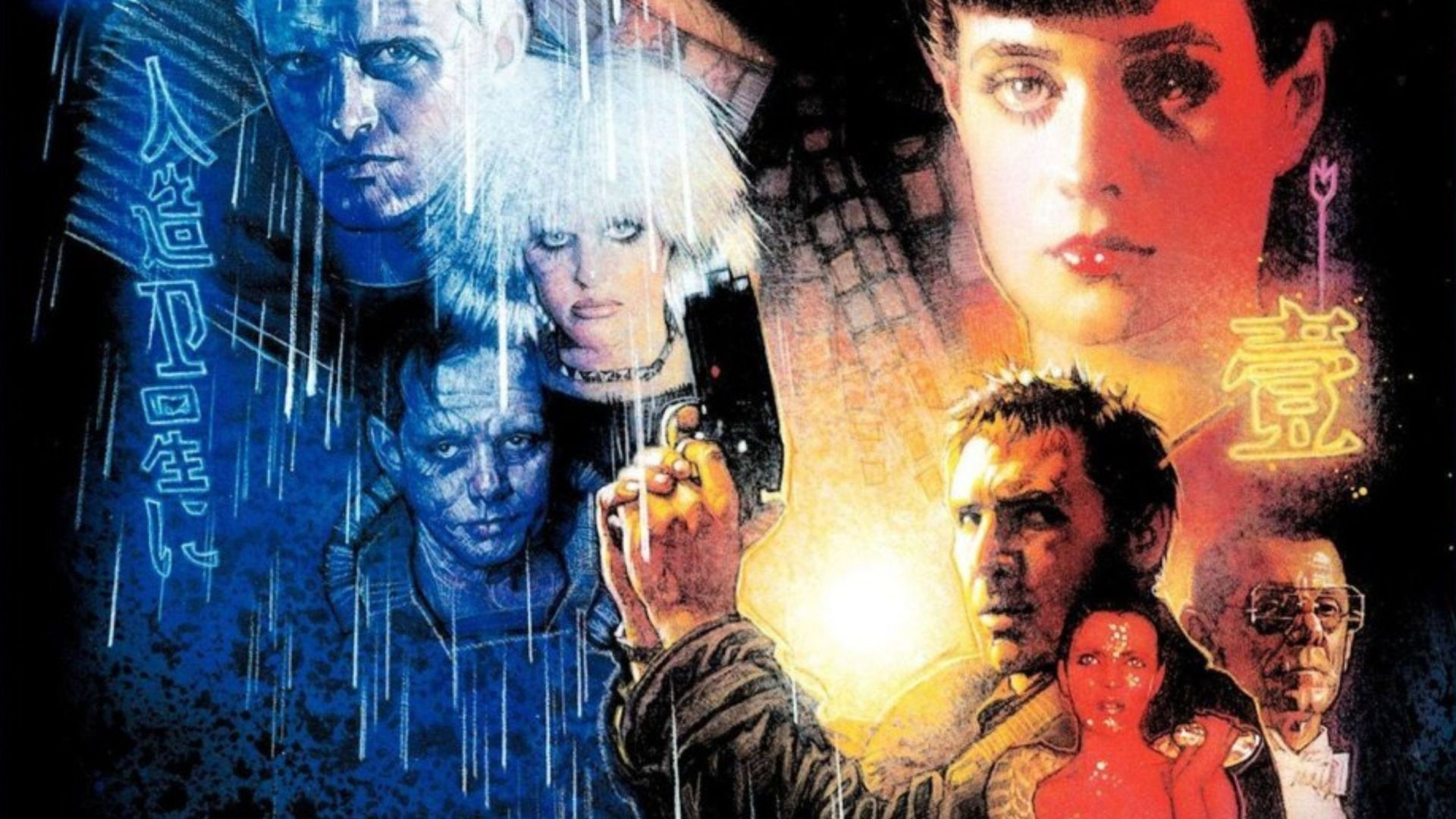 Res: 1920x1080, 'Do Androids Dream of Electric Sheep' and 'Blade Runner' on the question of  humanity