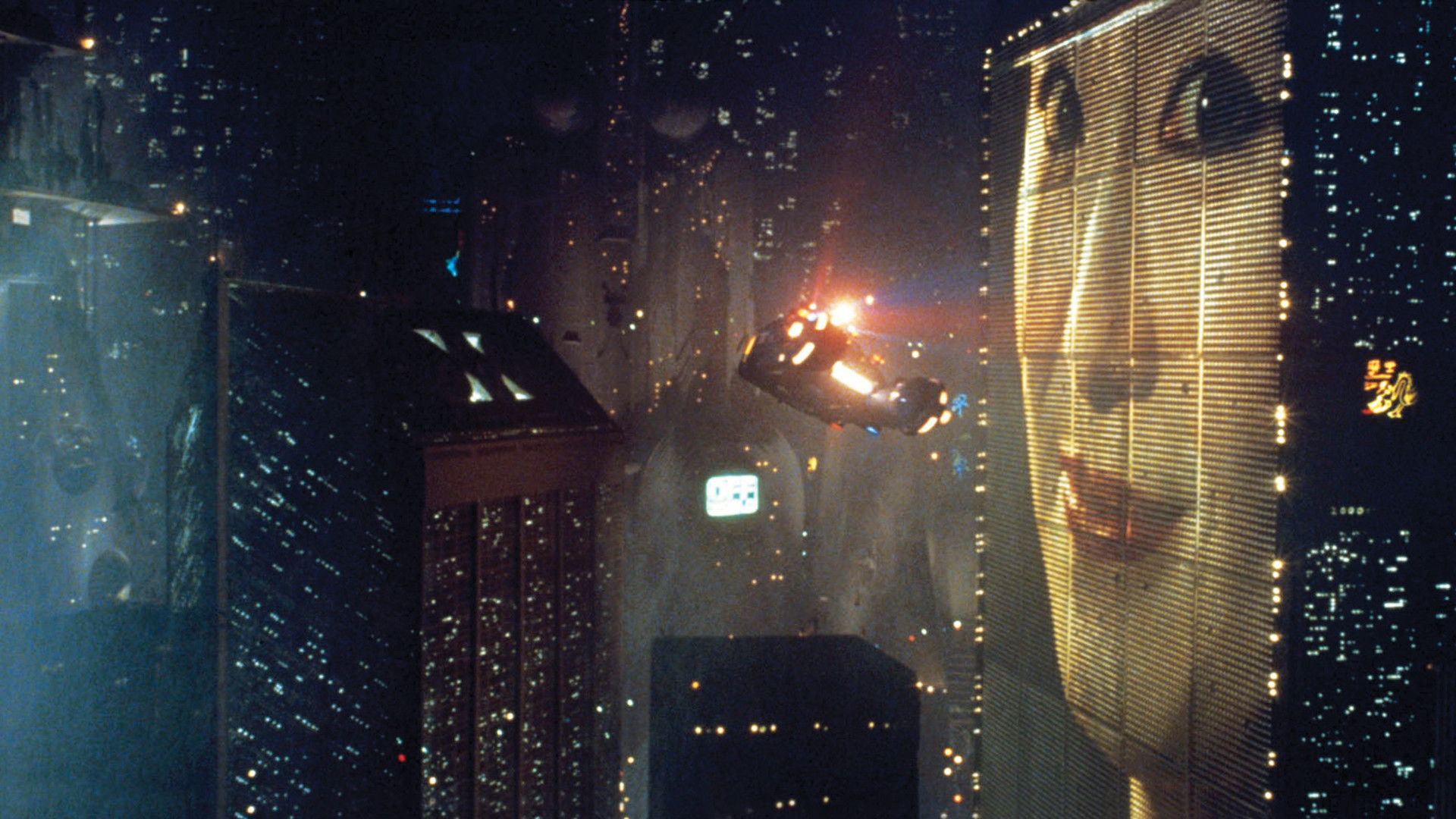 Res: 1920x1080, 'Blade Runner': The Sci-Fi Movie That Became a Geek Metaphor for Art –  Variety