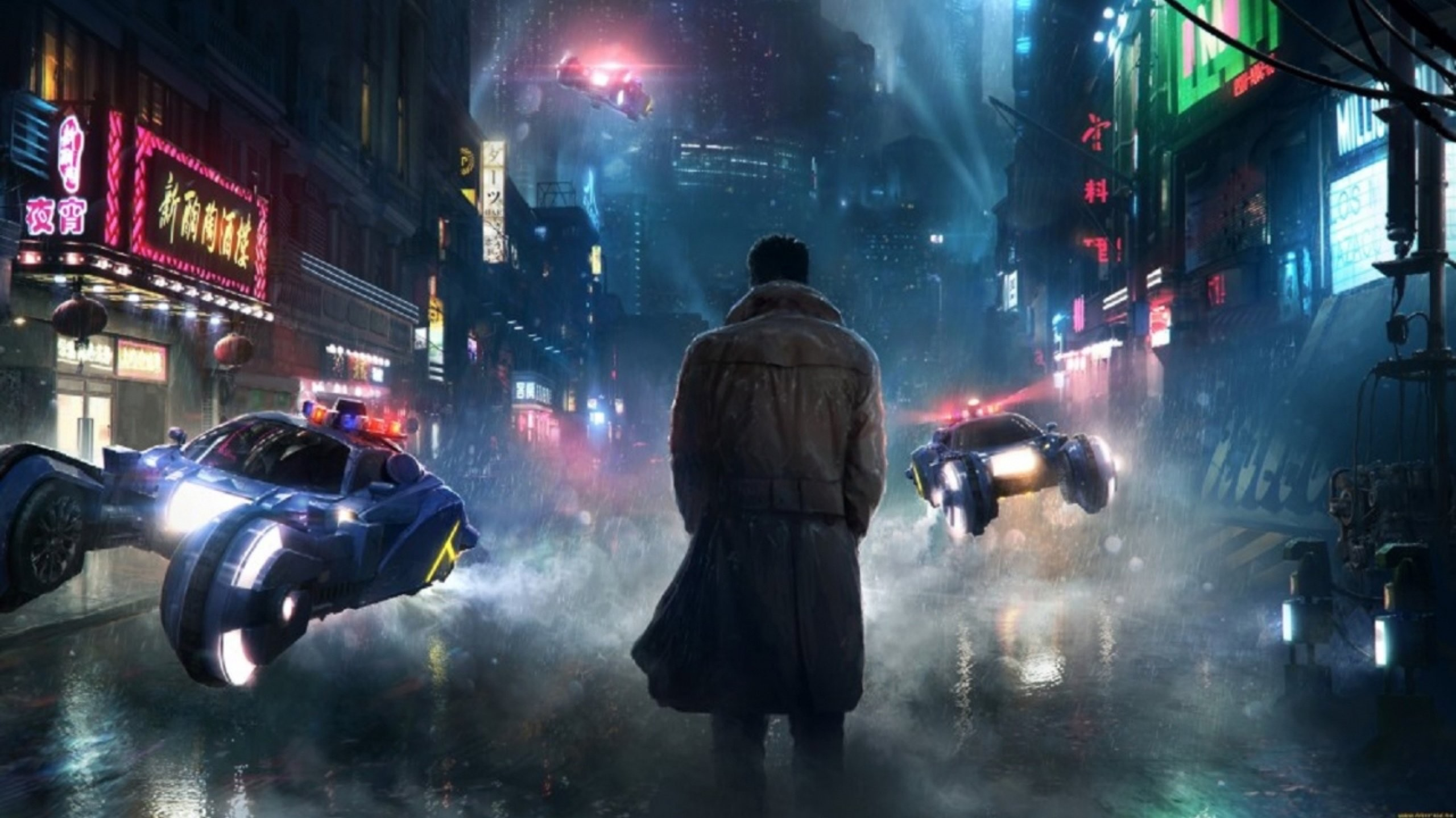 Res: 2560x1440, A long-awaited Blade Runner sequel came out this year: Blade Runner 2049.