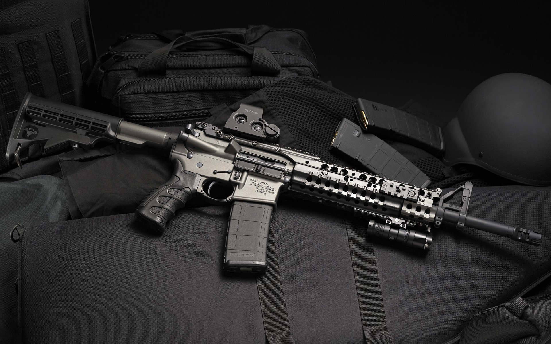 Res: 1920x1200, HQ Definition Creative AR15 Pictures