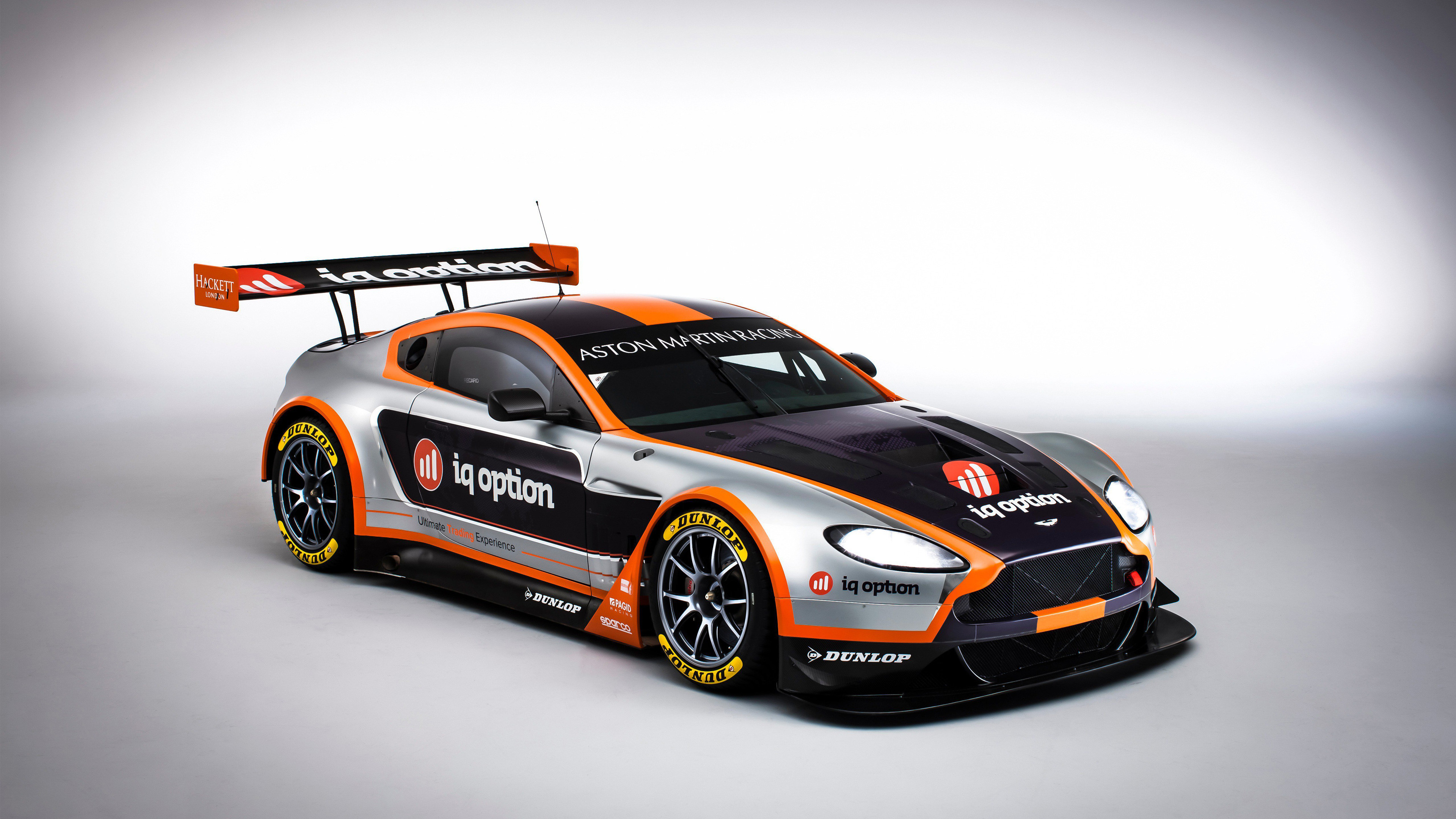 Res: 3840x2160, Race Car Wallpapers
