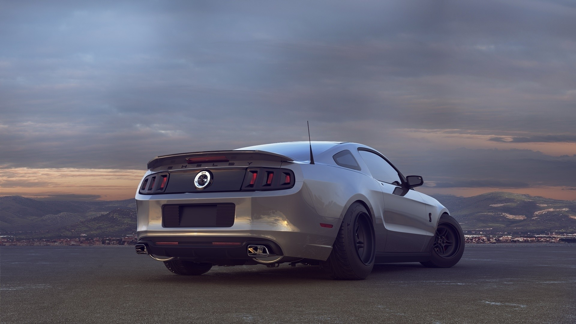 Res: 1920x1080, Shelby Car Gt 500 Mustang Drag Ford 4k Ultra HD Wallpaper