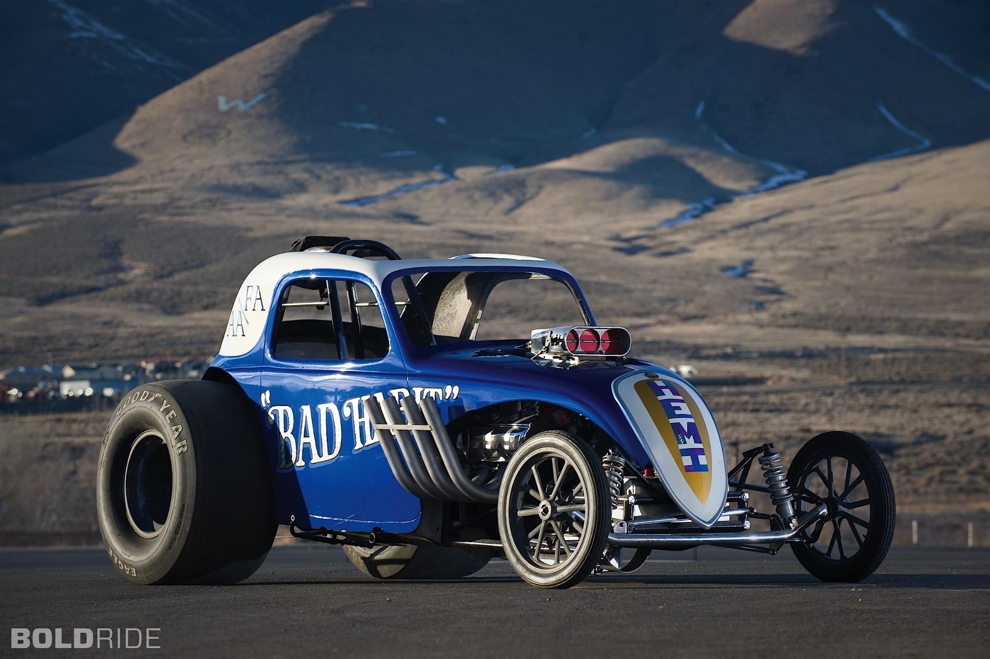 Res: 2000x1331, ... Fiat Topolino Drag Car #26