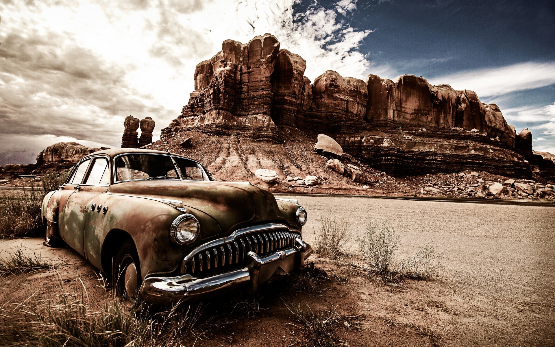 Res: 1920x1200, Vintage Car Wallpapers 8 - 1920 X 1200