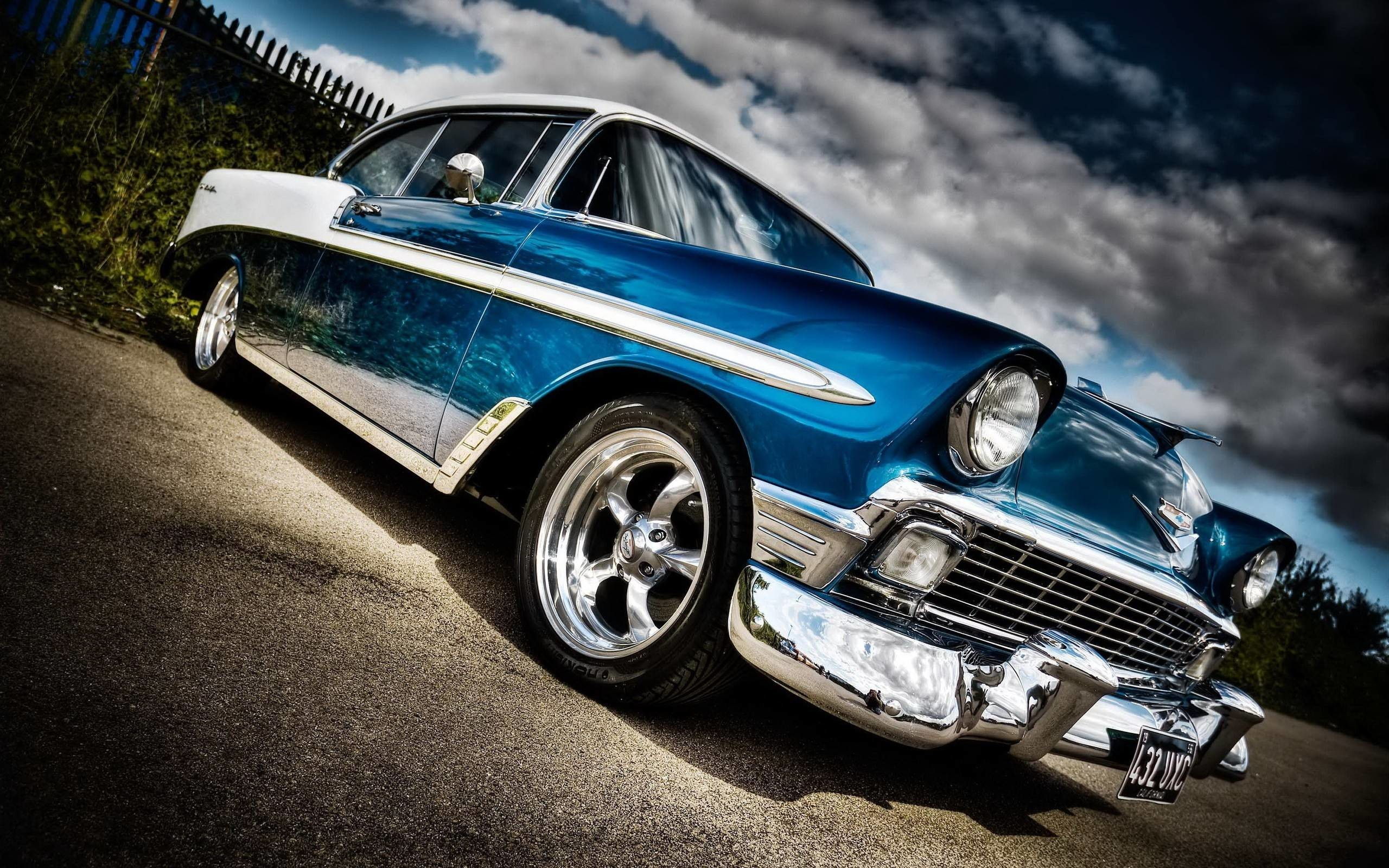 Res: 2560x1600, Classic Car Wallpaper For Android