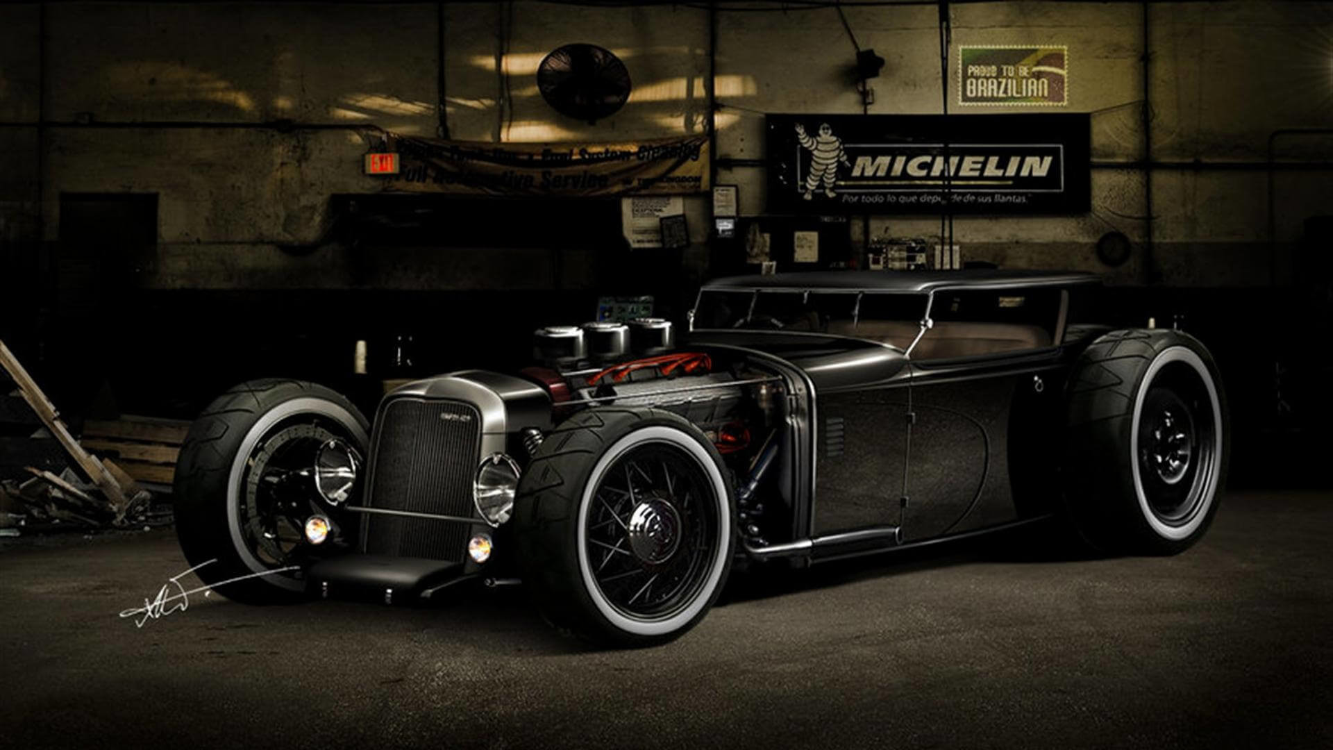 Res: 1920x1080, Vintage Car Wallpapers 16 - 1920 X 1080