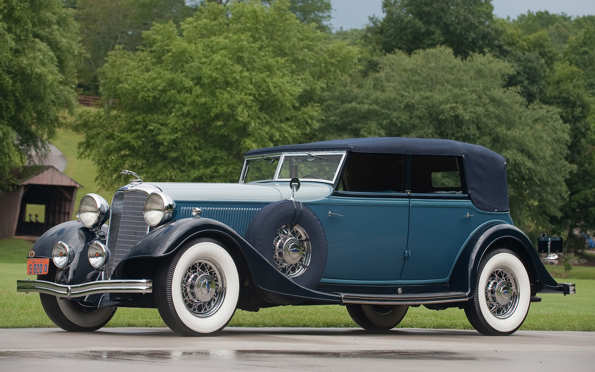 Res: 1920x1200, Bild: Lincoln Vintage Car wallpapers and stock photos. Â«