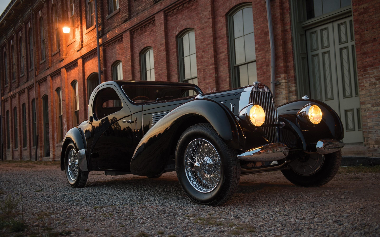 Res: 2880x1800, Bugatti Vintage Car