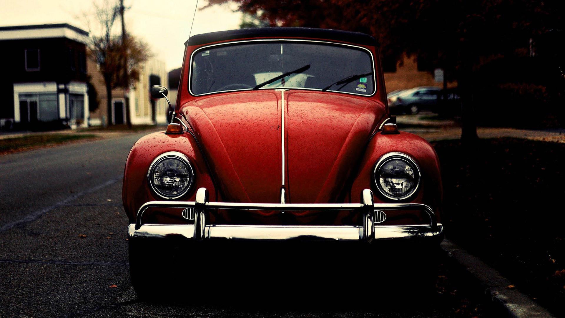 Res: 1920x1080, Bug Beetle Classic Car Wallpaper HD