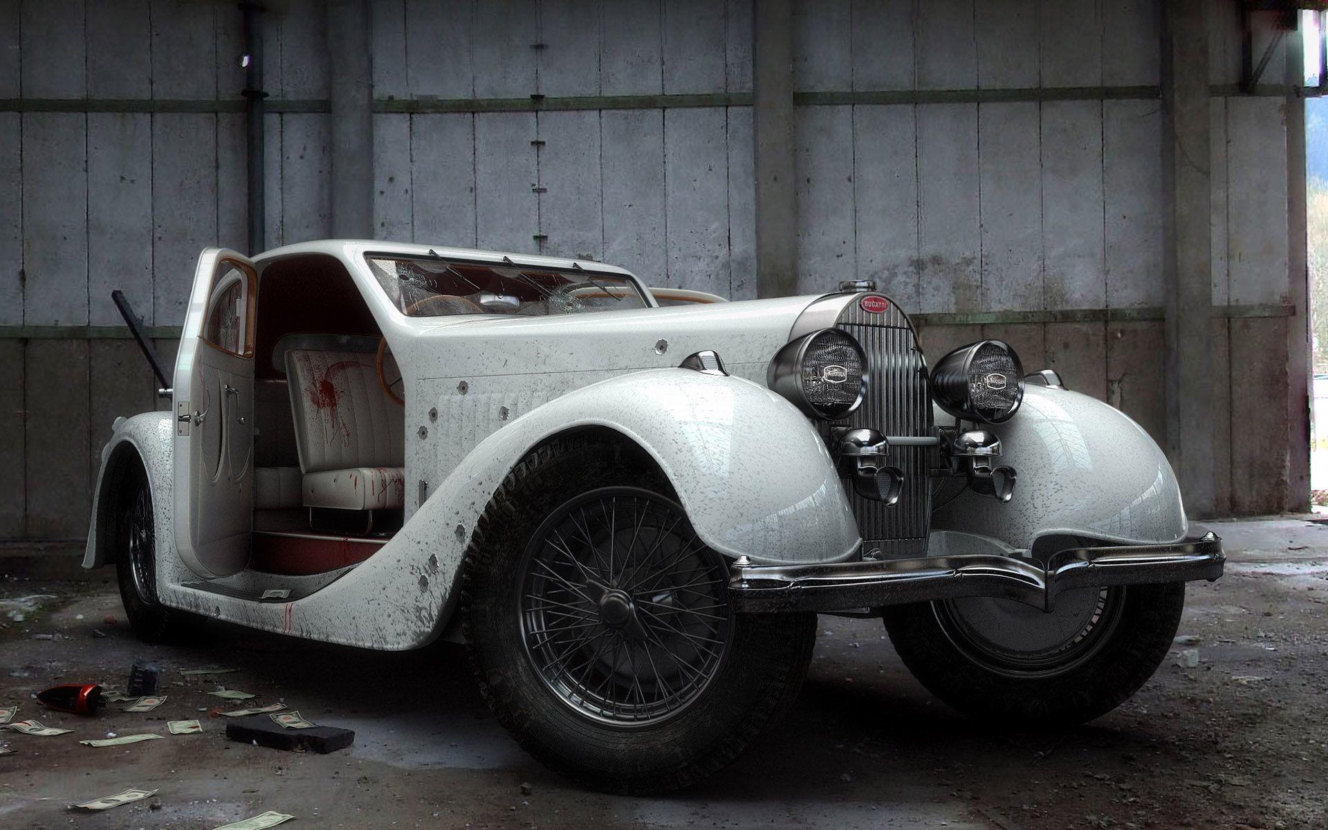 Res: 1920x1200, Old Car wallpaper |  | #48171