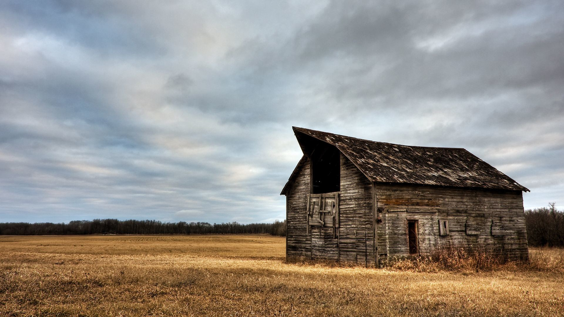 Res: 1920x1080, Old House Wallpaper | HD Nature Wallpaper Free Download ...
