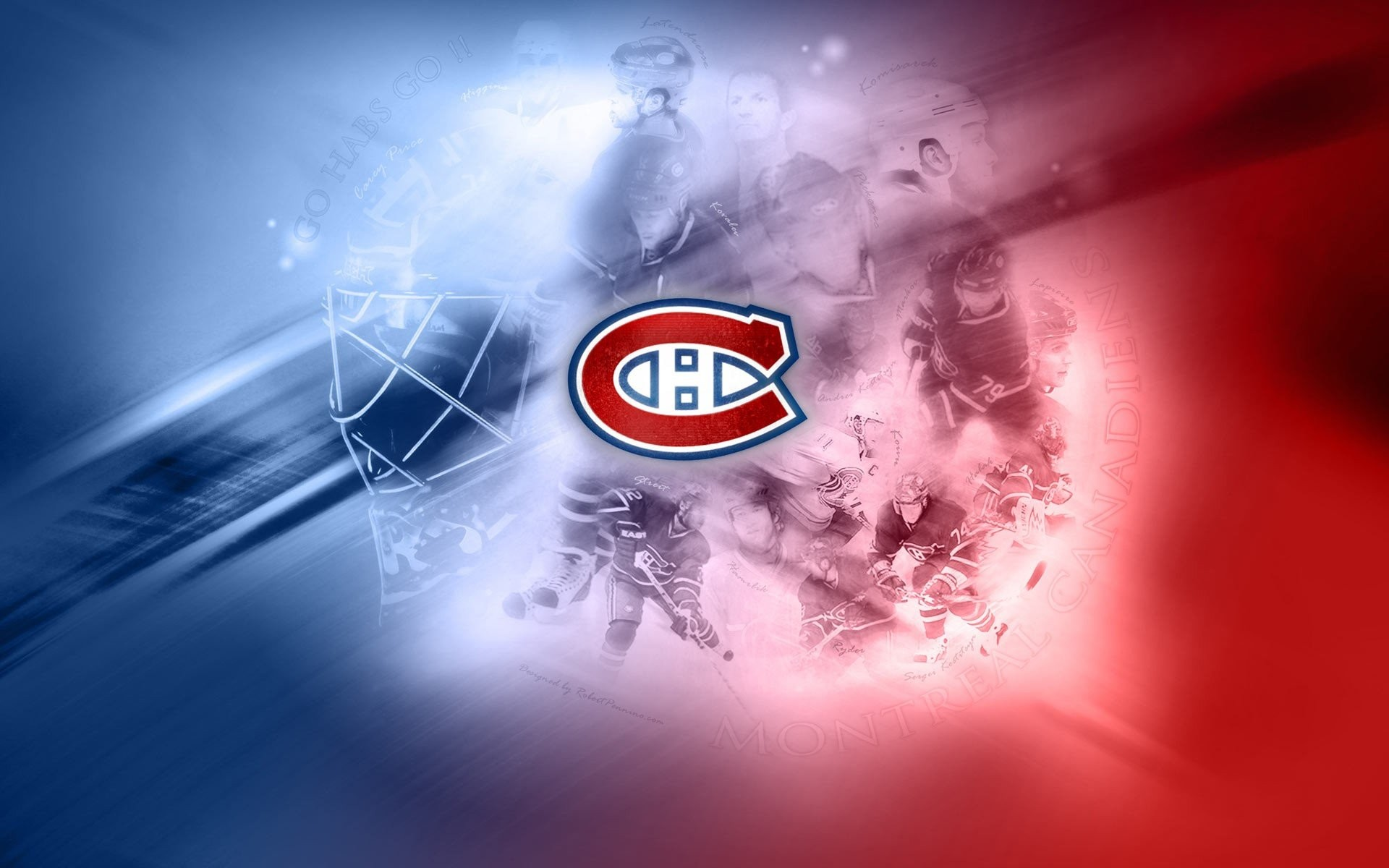 Res: 1920x1200, Montreal Canadiens Wallpapers 19 - 1920 X 1200