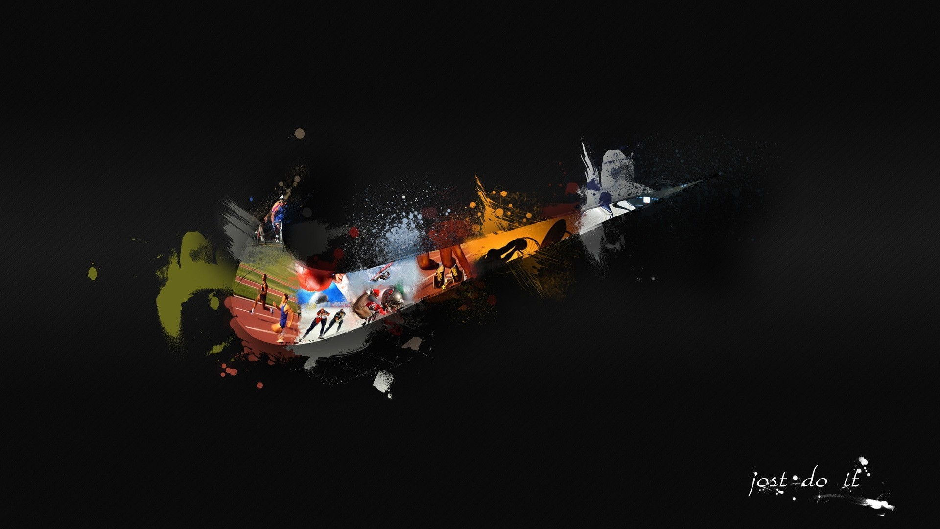Res: 1920x1080, abstract wallpaper nike