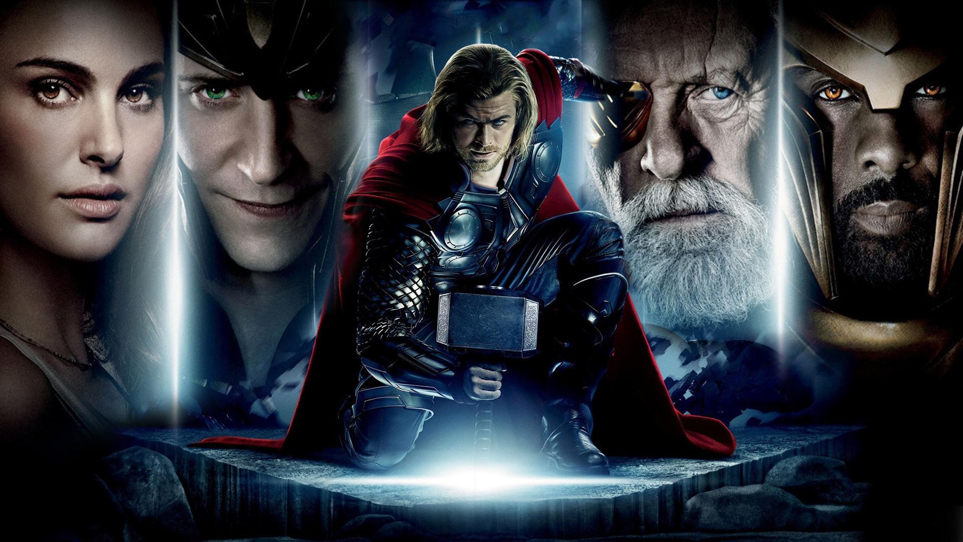 Res: 1920x1080, Thor Movie 2011