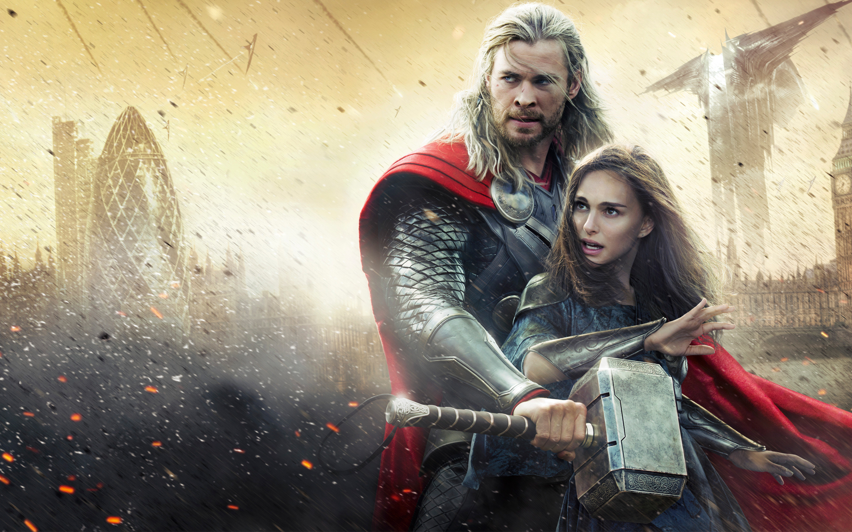 Res: 2880x1800, Tags: Movie Dark World Thor