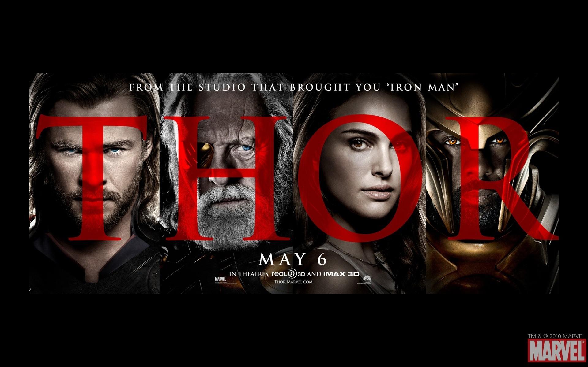 Res: 1920x1200, Thor Movie Wallpaper #7