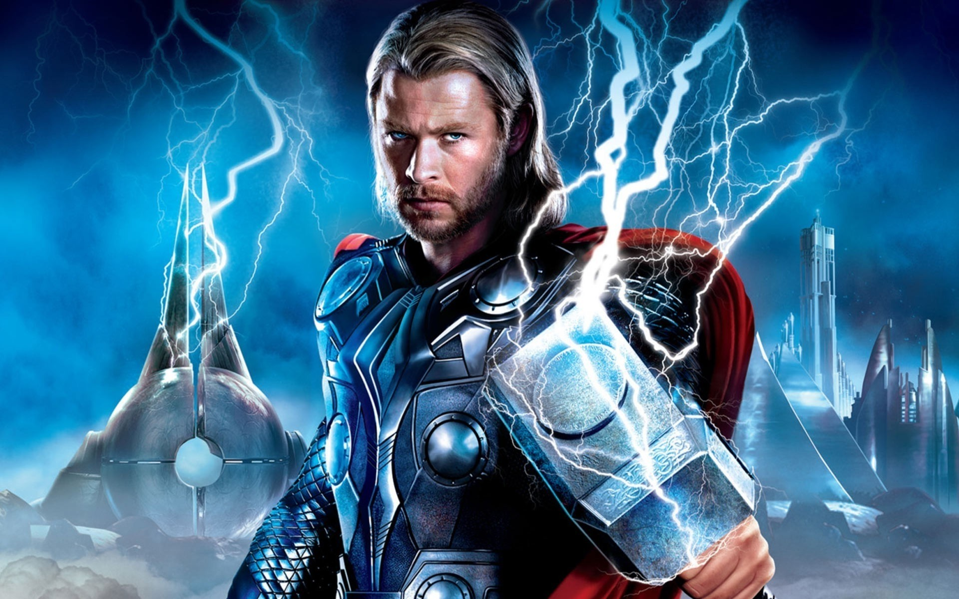 Res: 1920x1200, Thor Wallpapers 6 - 1920 X 1200
