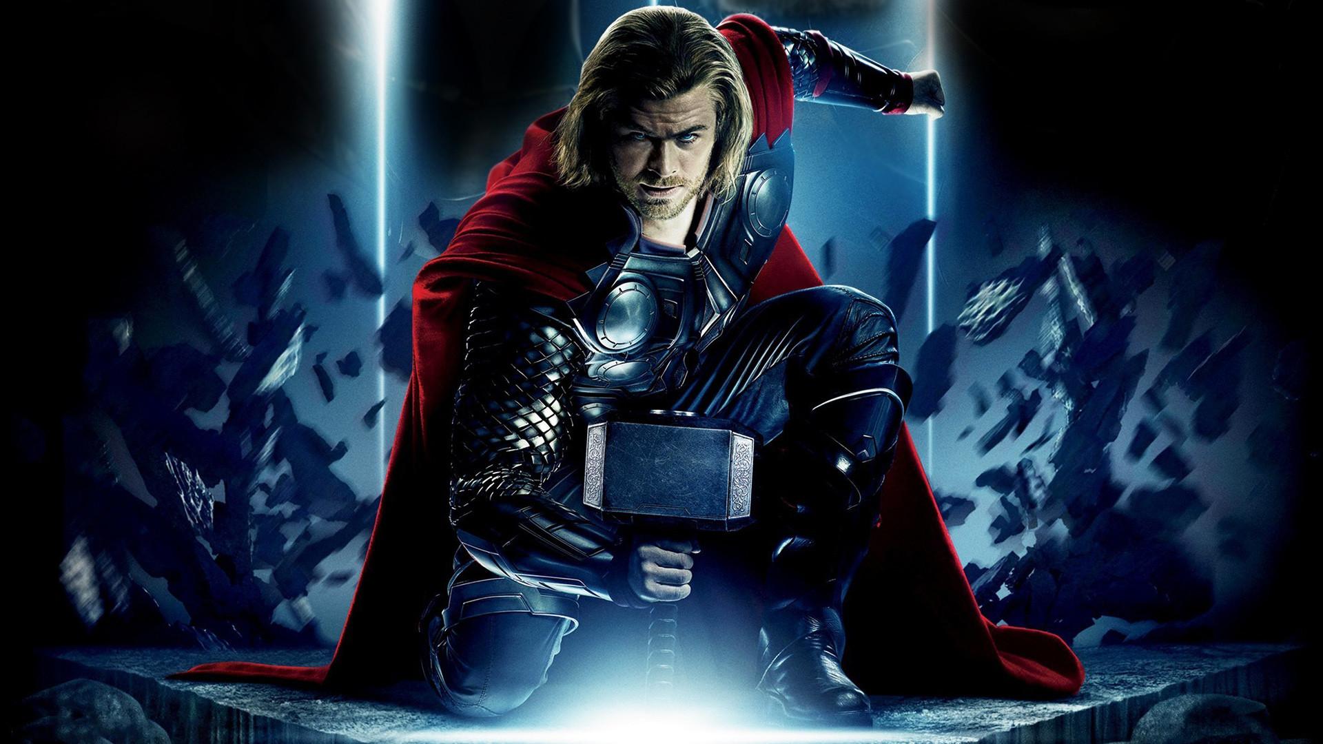 Res: 1920x1080, Thor Avengers Movie Wallpaper Wallpaper