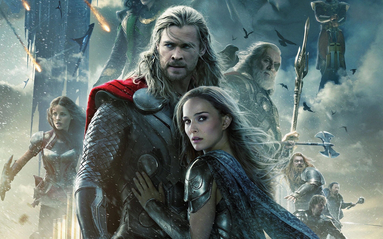 Res: 2880x1800, Thor Movie