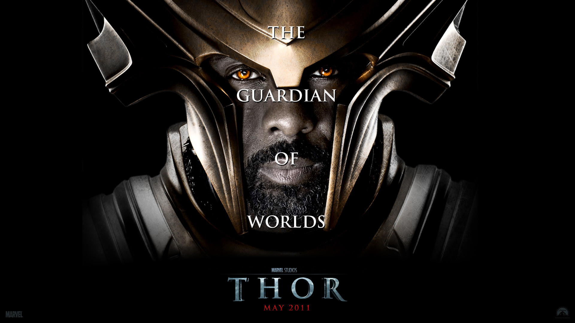 Res: 1920x1080, Heimdall from the Movie Thor wallpaper - Click picture for high resolution  HD wallpaper