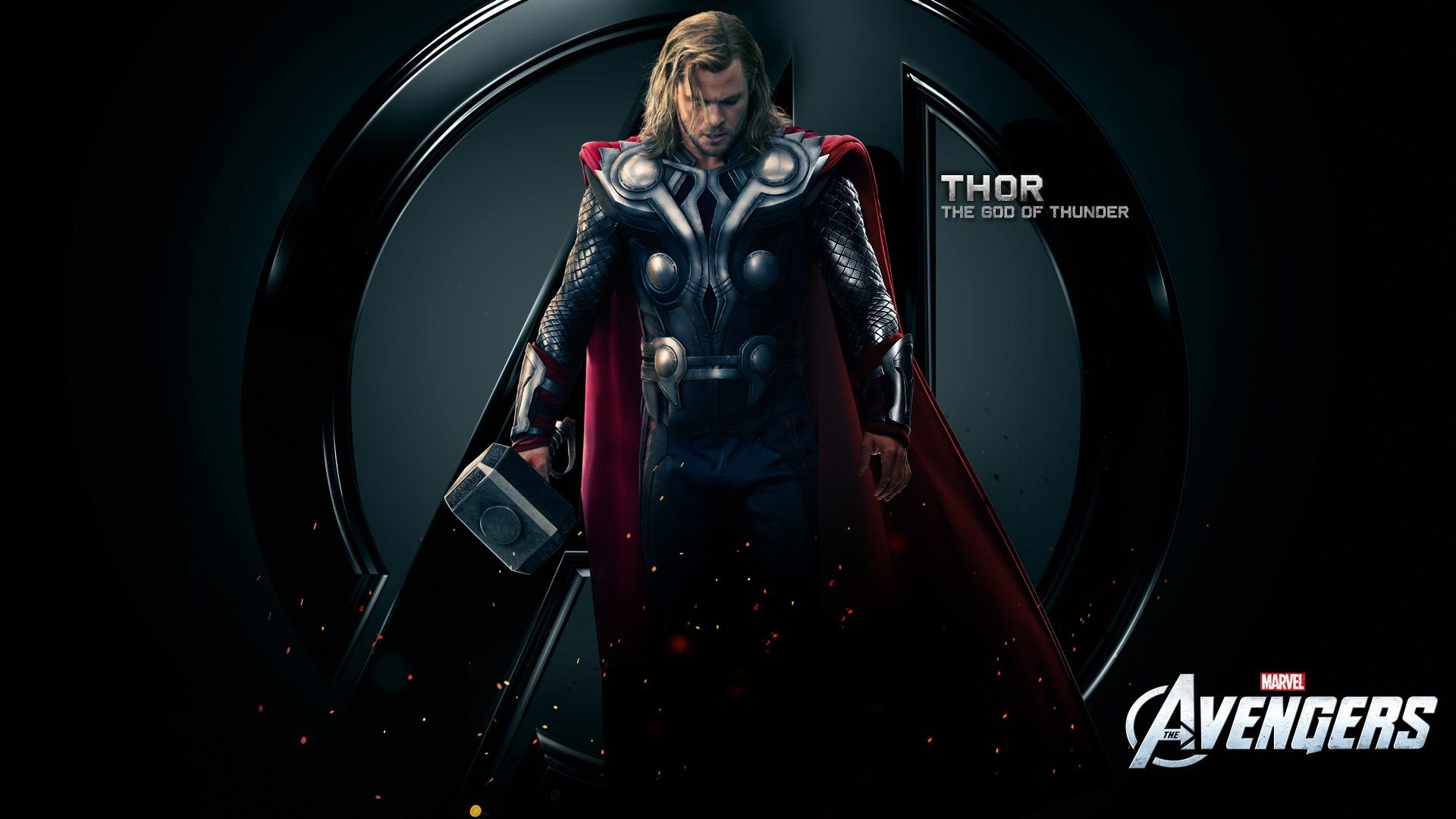 Res: 1920x1080, Thor The God of Thunder WallPaper HD - http://imashon.com/