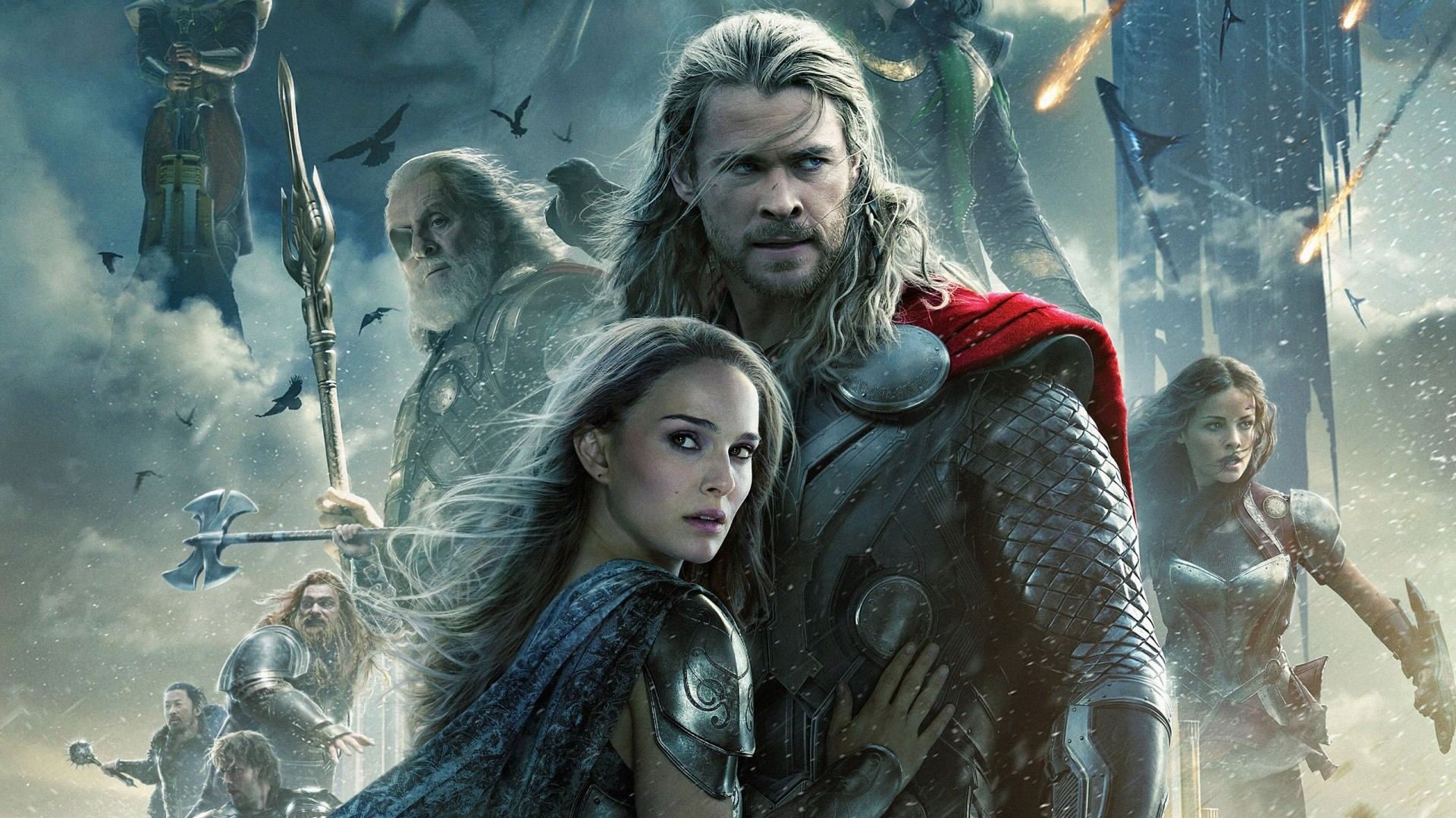Res: 1920x1080, Marvel Live-action Filme images thor dark world HD wallpaper and background  photos