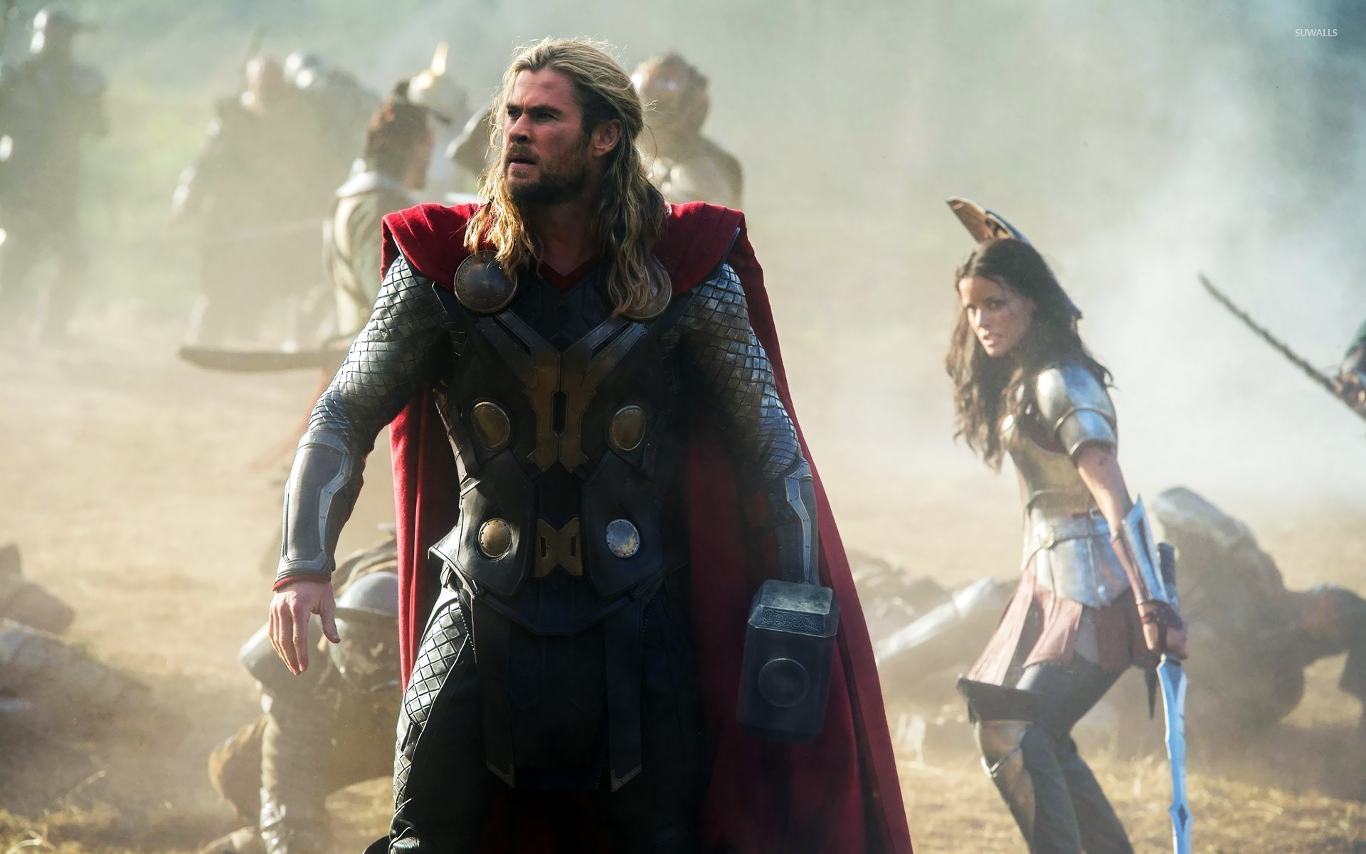 Res: 1920x1200, Thor: The Dark World [5] wallpaper