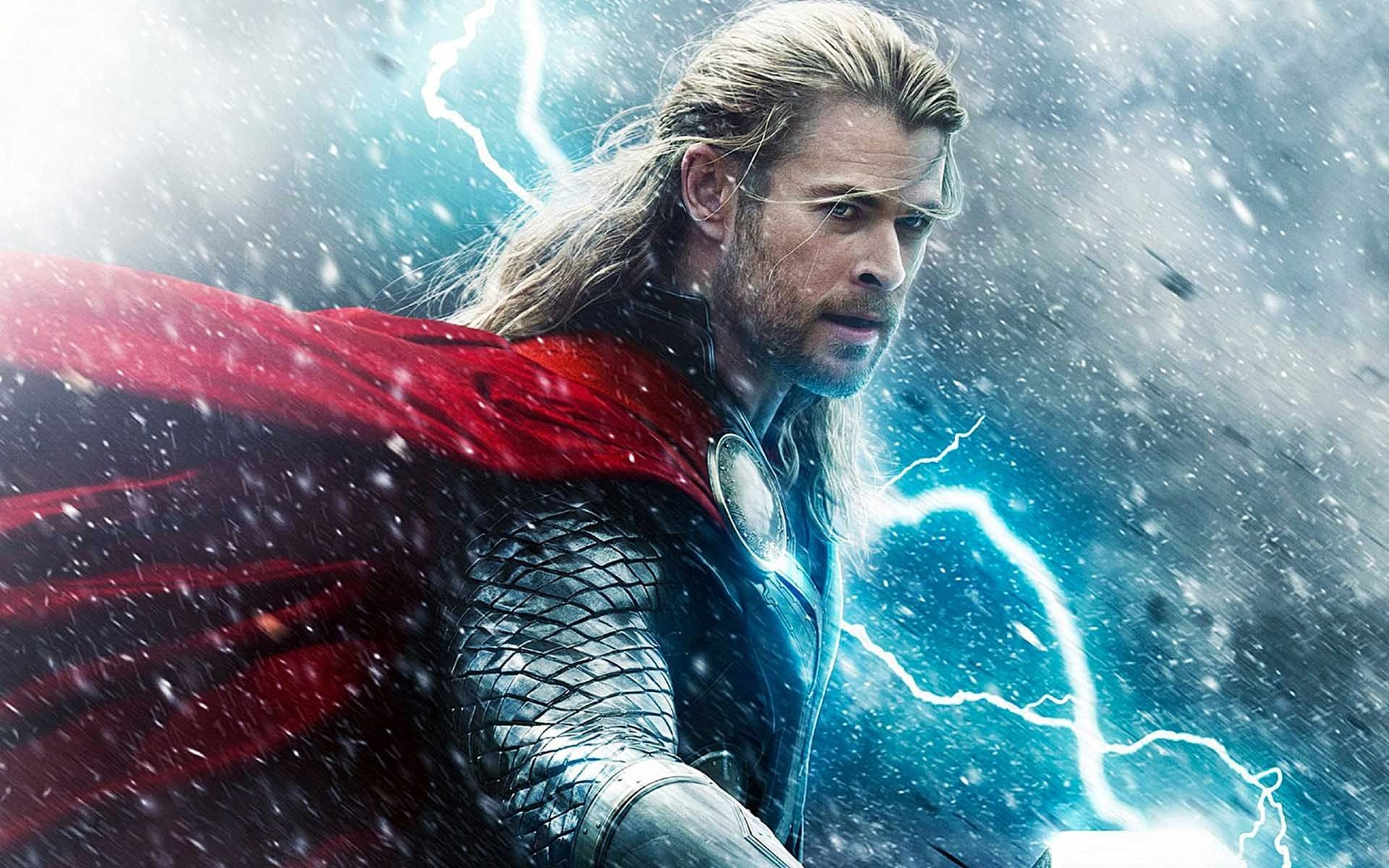 Res: 1920x1200, Scene From - Thor The Dark World | HD Hollywood Movies Wallpaper Free  Download ...