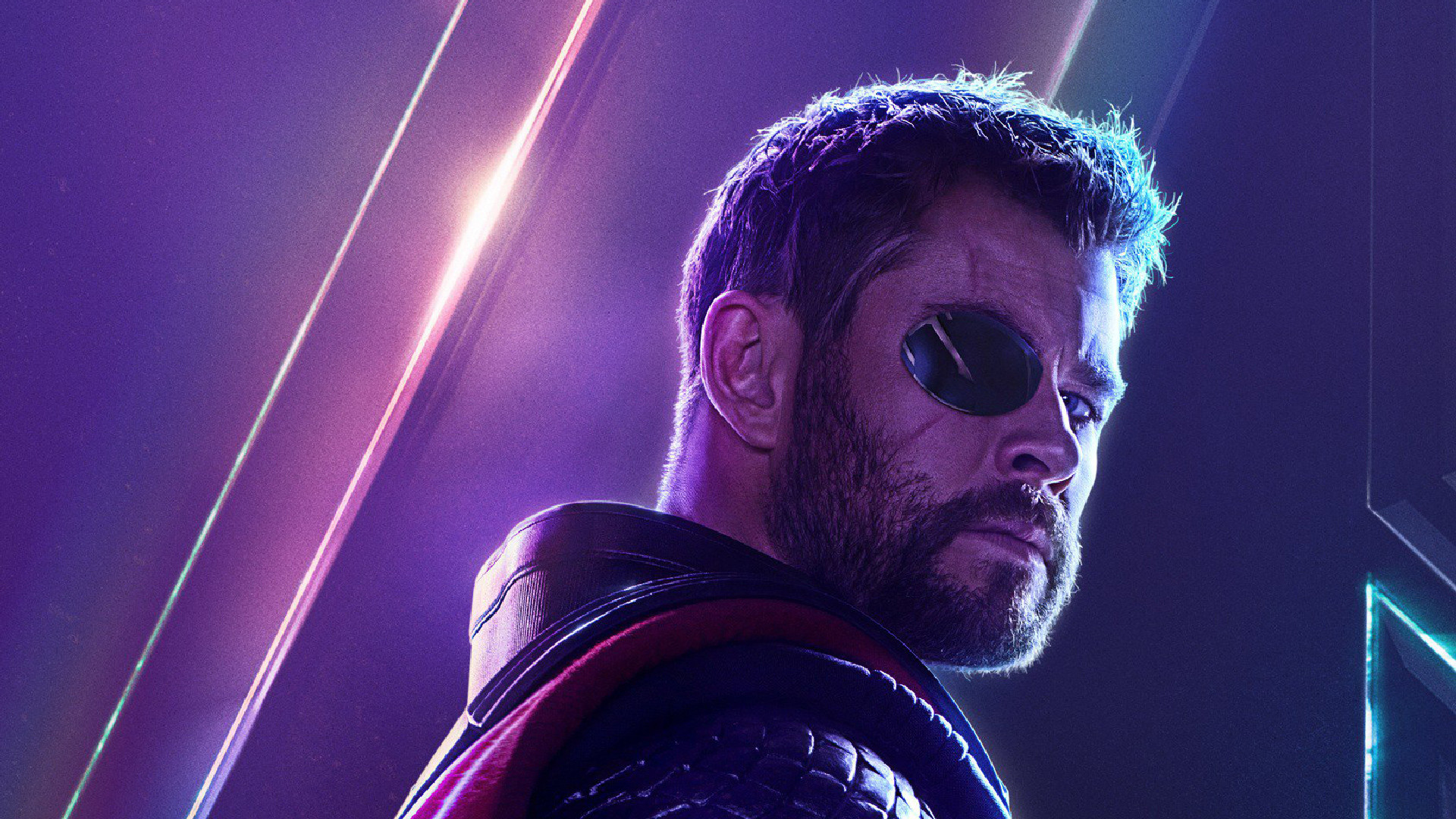 Res: 1920x1081, Thor In Avengers Infinity War New Poster