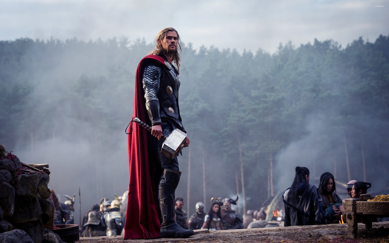 Res: 2880x1800, Thor: The Dark World [4] wallpaper