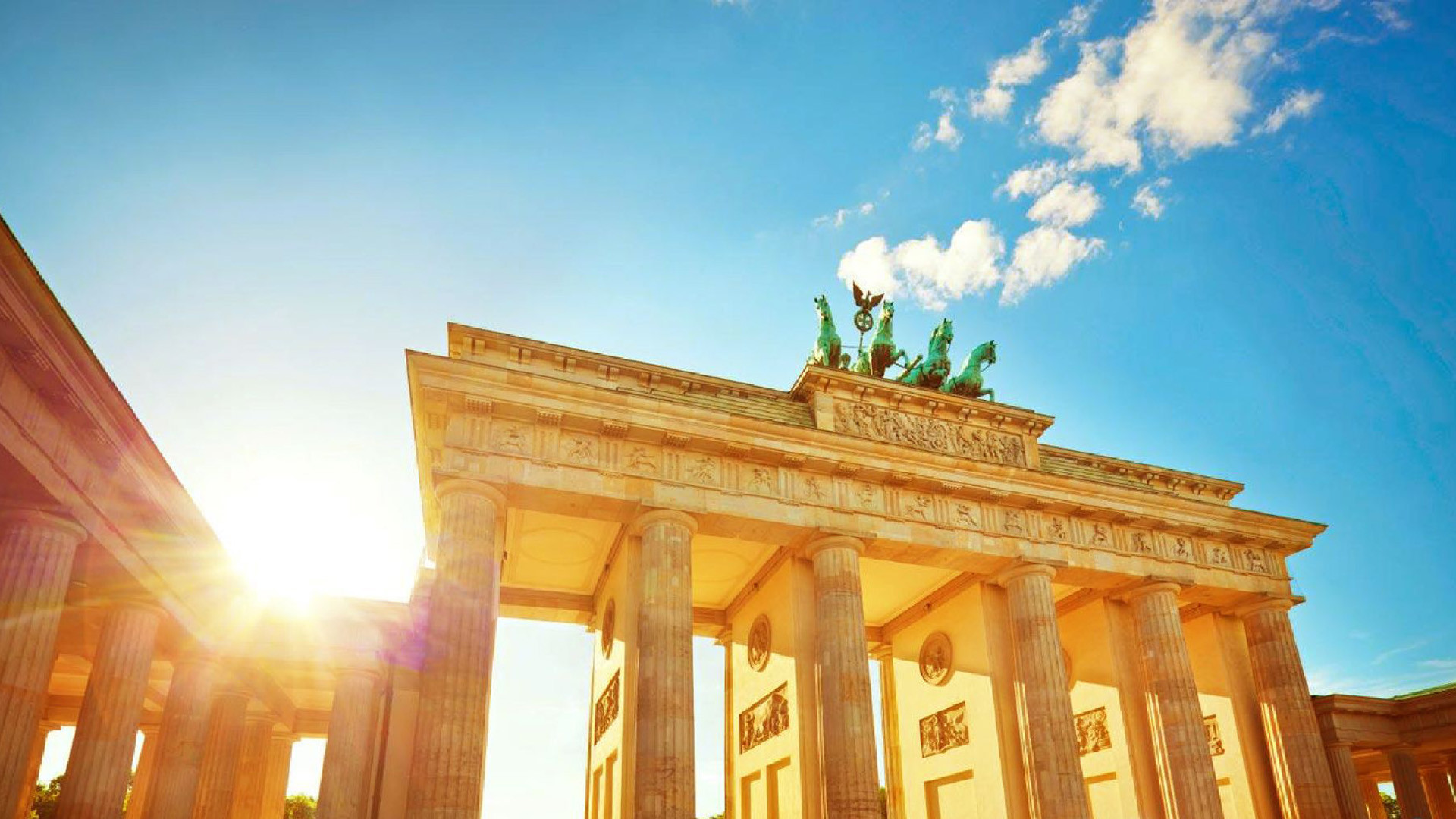 Res: 1920x1080, Brandenburg Gate Wallpapers 13 - 1920 X 1080