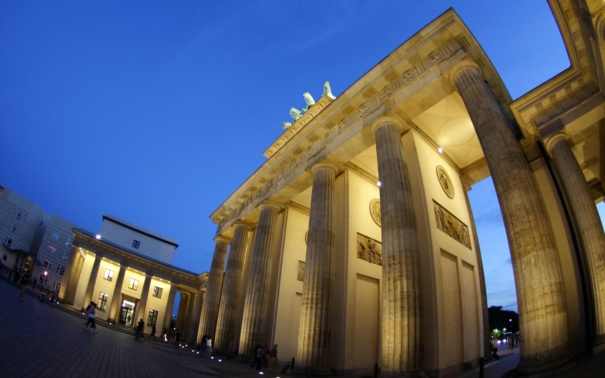 Res: 2560x1600, Brandenburger Tor