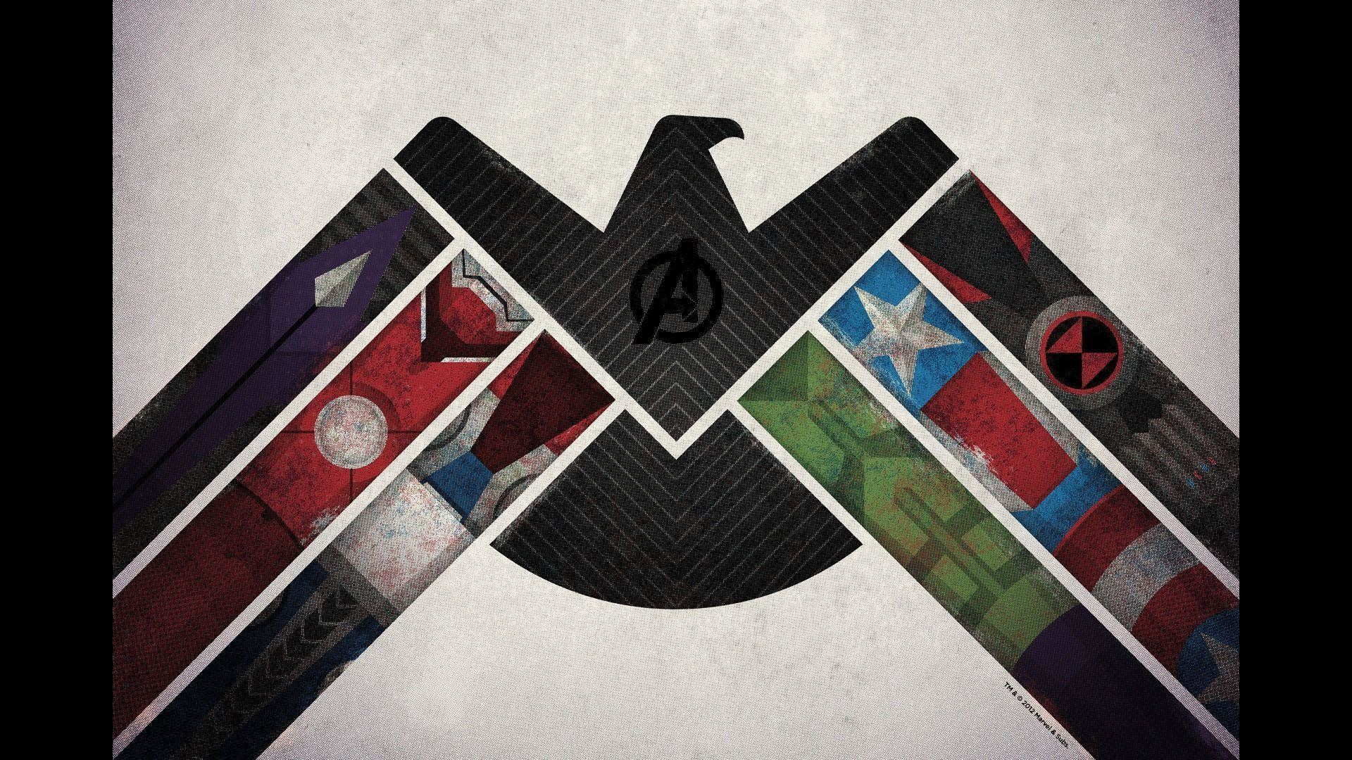 Res: 1920x1080, Wallpaper avengers, iron, man, hulk, tor, captain, america .