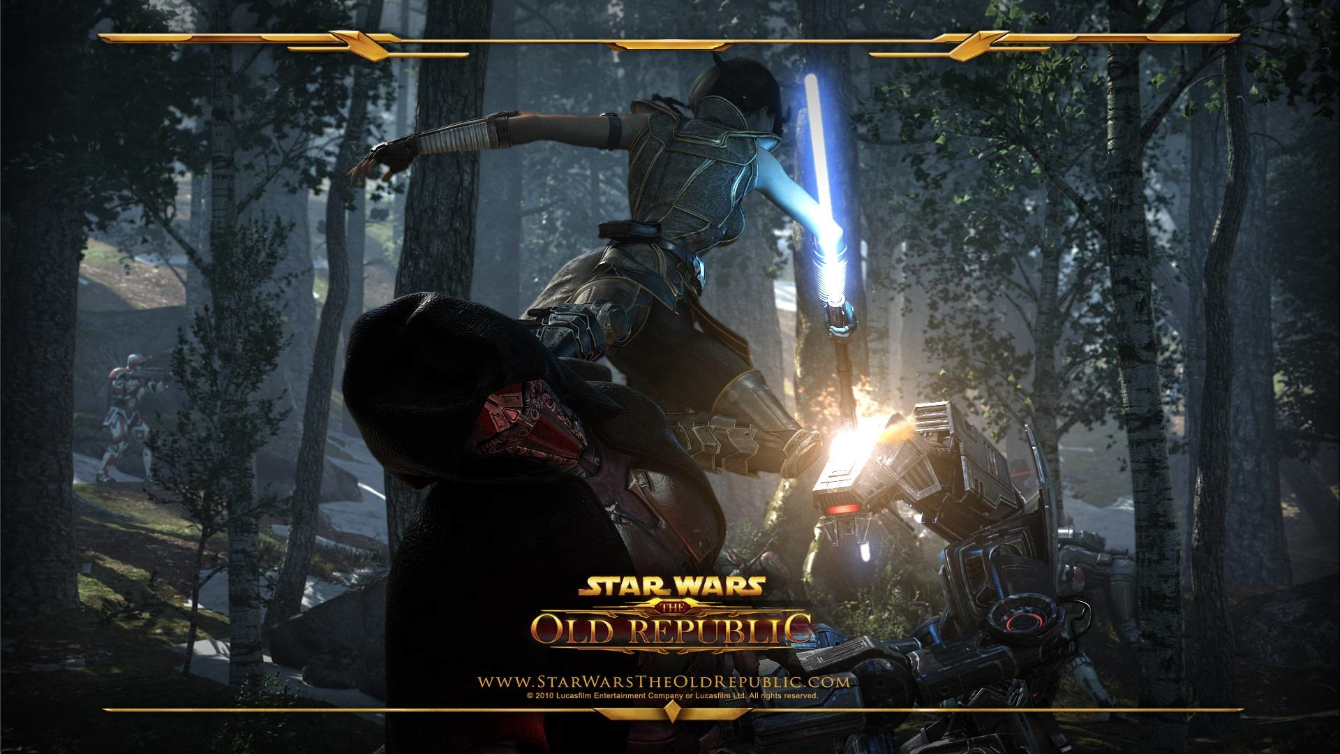 Res: 1920x1080, Star Wars: The Old Republic HD Wallpapers 8 - 1920 X 1080