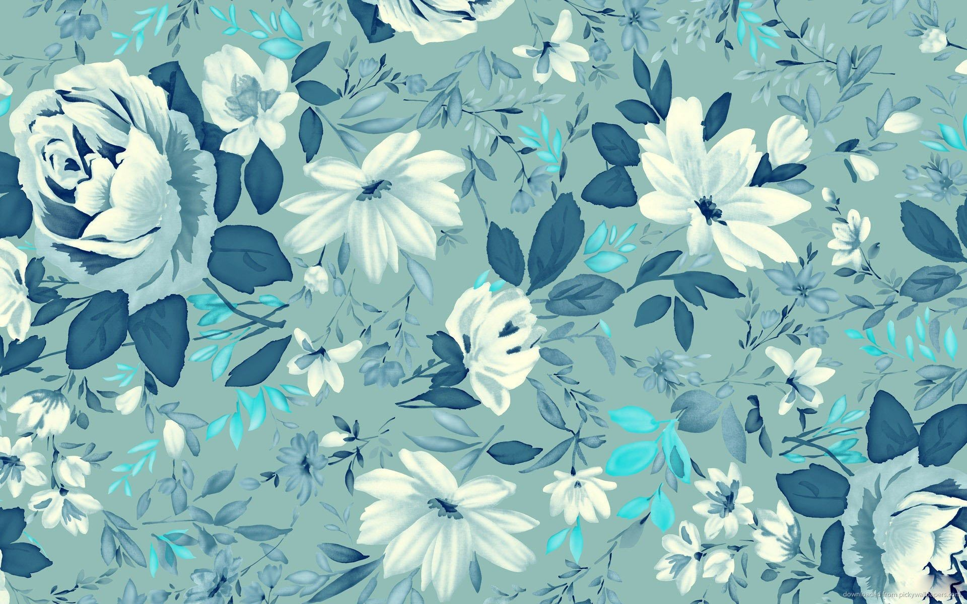 Res: 1920x1200, Light Blue Flower Wallpaper 1024×768 Blue Flowers Images Wallpapers (36  Wallpapers) |