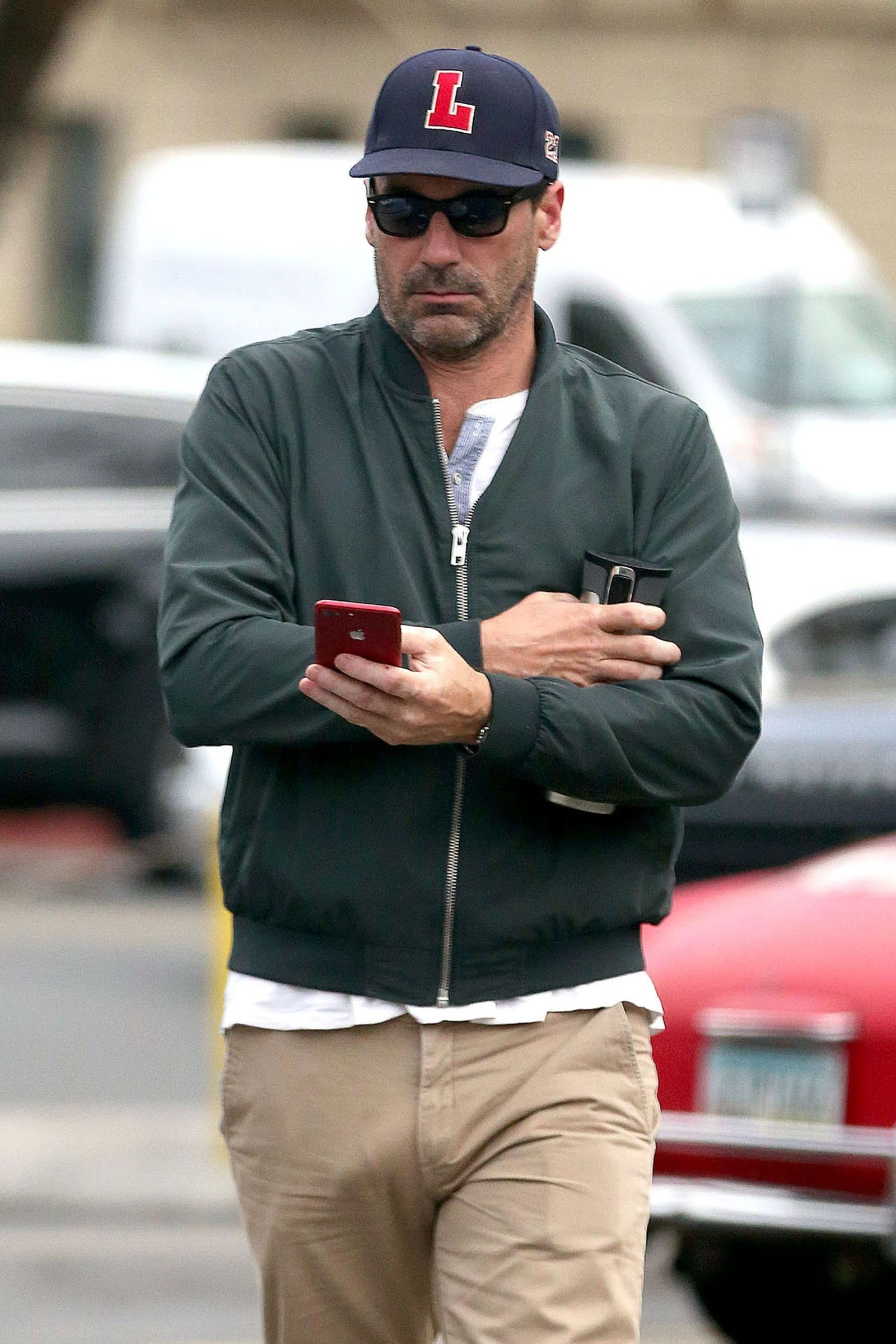 Res: 1600x2400, Jon Hamm's Ham: A Retrospective of His Penis Blazing Through His Pants