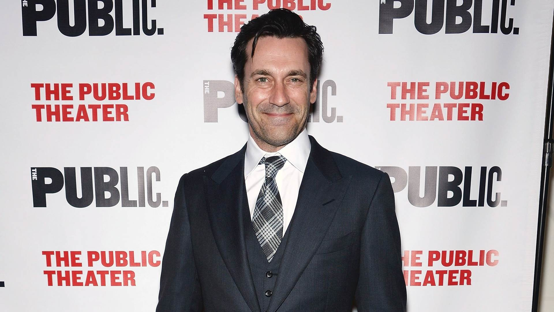 Res: 1920x1080, Celebrity Sightings. Jon Hamm ...