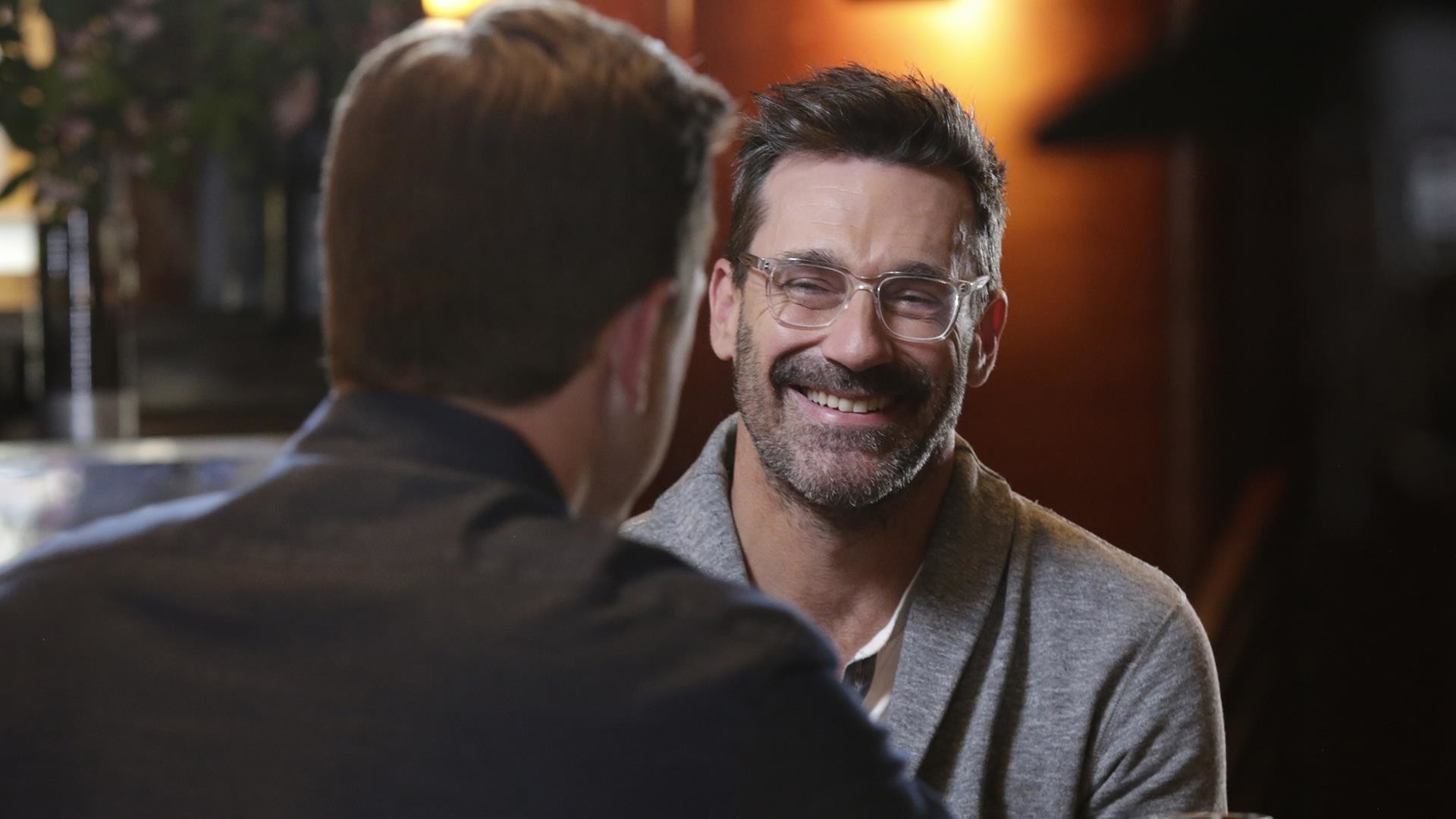 Res: 1920x1080, Jon Hamm 'might still' go back to teaching – and he has a name for the  class - NBC News