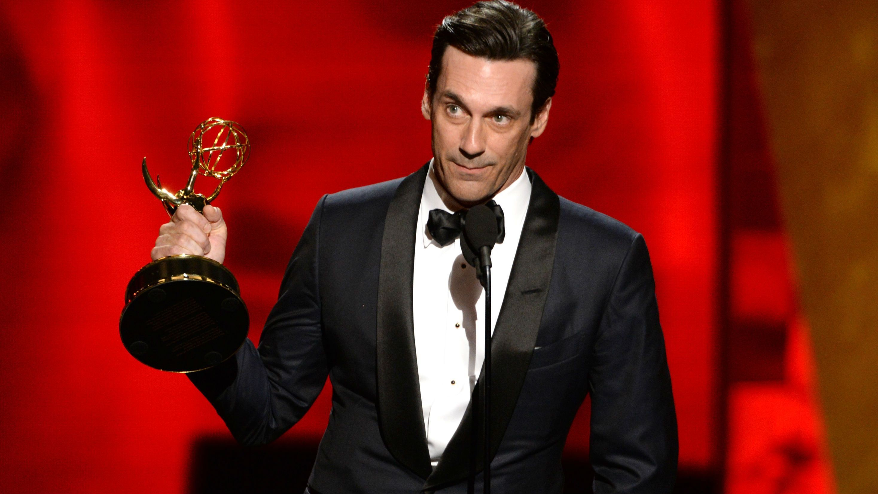 Res: 2936x1652, Jon Hamm Mad Men Emmy