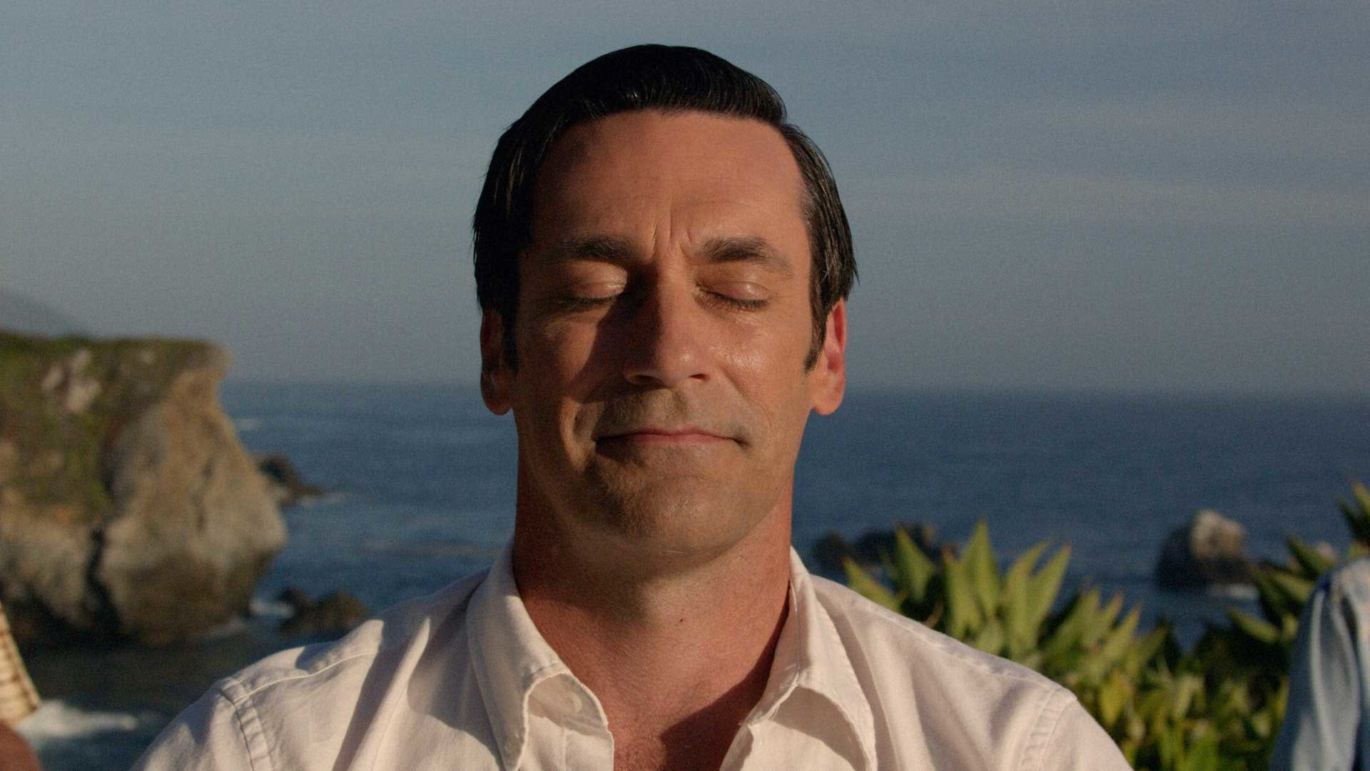 Res: 1920x1080, Jon Hamm as Don Draper - Season 7, Episode 14